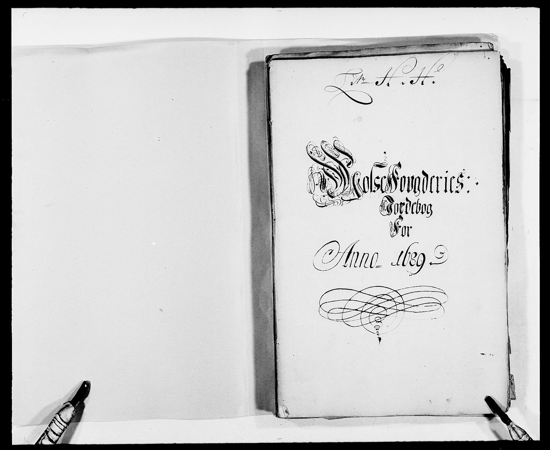 RA, Rentekammeret inntil 1814, Reviderte regnskaper, Fogderegnskap, R02/L0106: Fogderegnskap Moss og Verne kloster, 1688-1691, s. 165