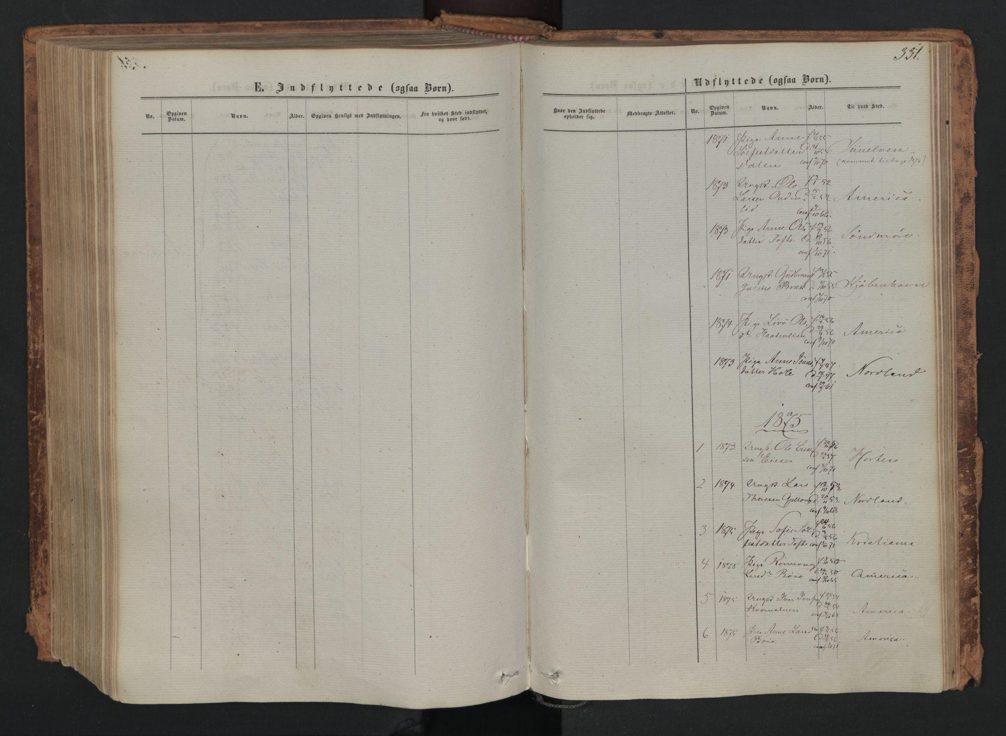 SAH, Skjåk prestekontor, Ministerialbok nr. 1, 1863-1879, s. 331