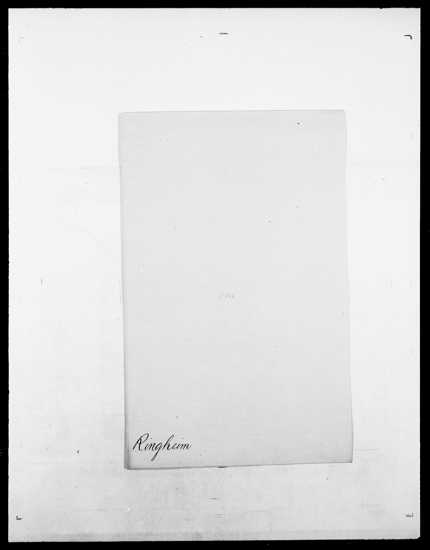 SAO, Delgobe, Charles Antoine - samling, D/Da/L0032: Rabakovsky - Rivertz, s. 719