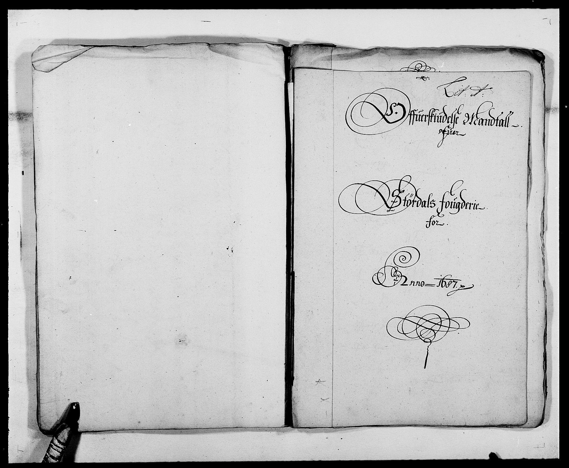 RA, Rentekammeret inntil 1814, Reviderte regnskaper, Fogderegnskap, R62/L4183: Fogderegnskap Stjørdal og Verdal, 1687-1689, s. 36