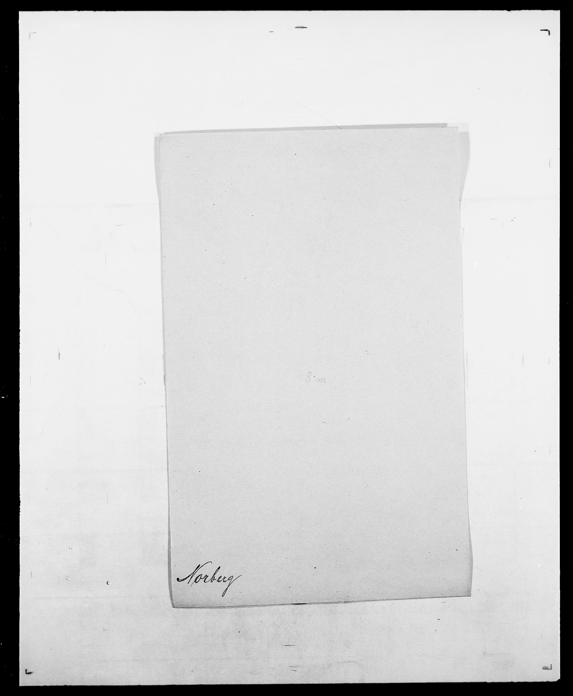SAO, Delgobe, Charles Antoine - samling, D/Da/L0028: Naaden - Nøvik, s. 388