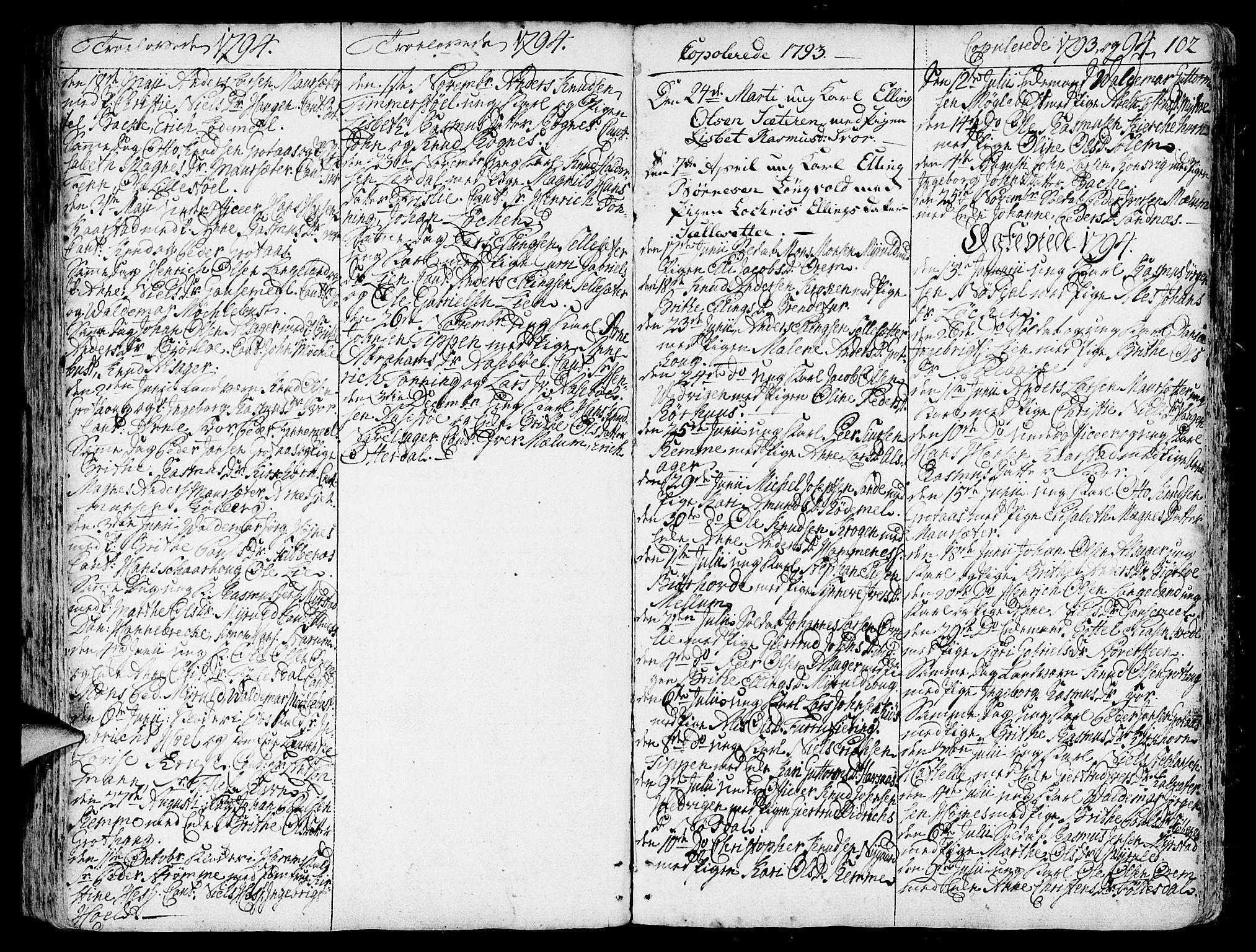 SAB, Eid Sokneprestembete, H/Haa: Ministerialbok nr. A 3, 1770-1805, s. 102