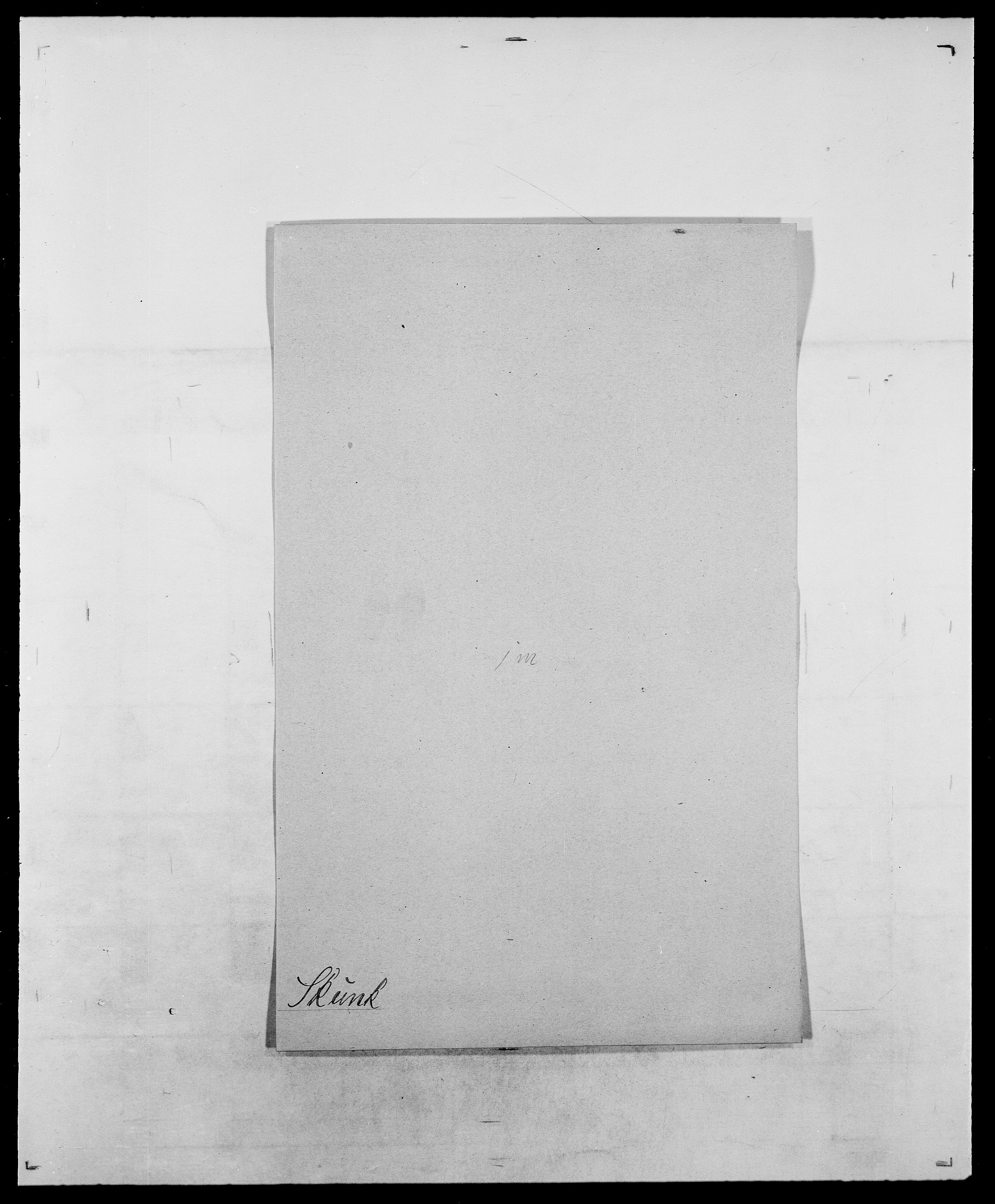 SAO, Delgobe, Charles Antoine - samling, D/Da/L0036: Skaanør - Staverskov, s. 70