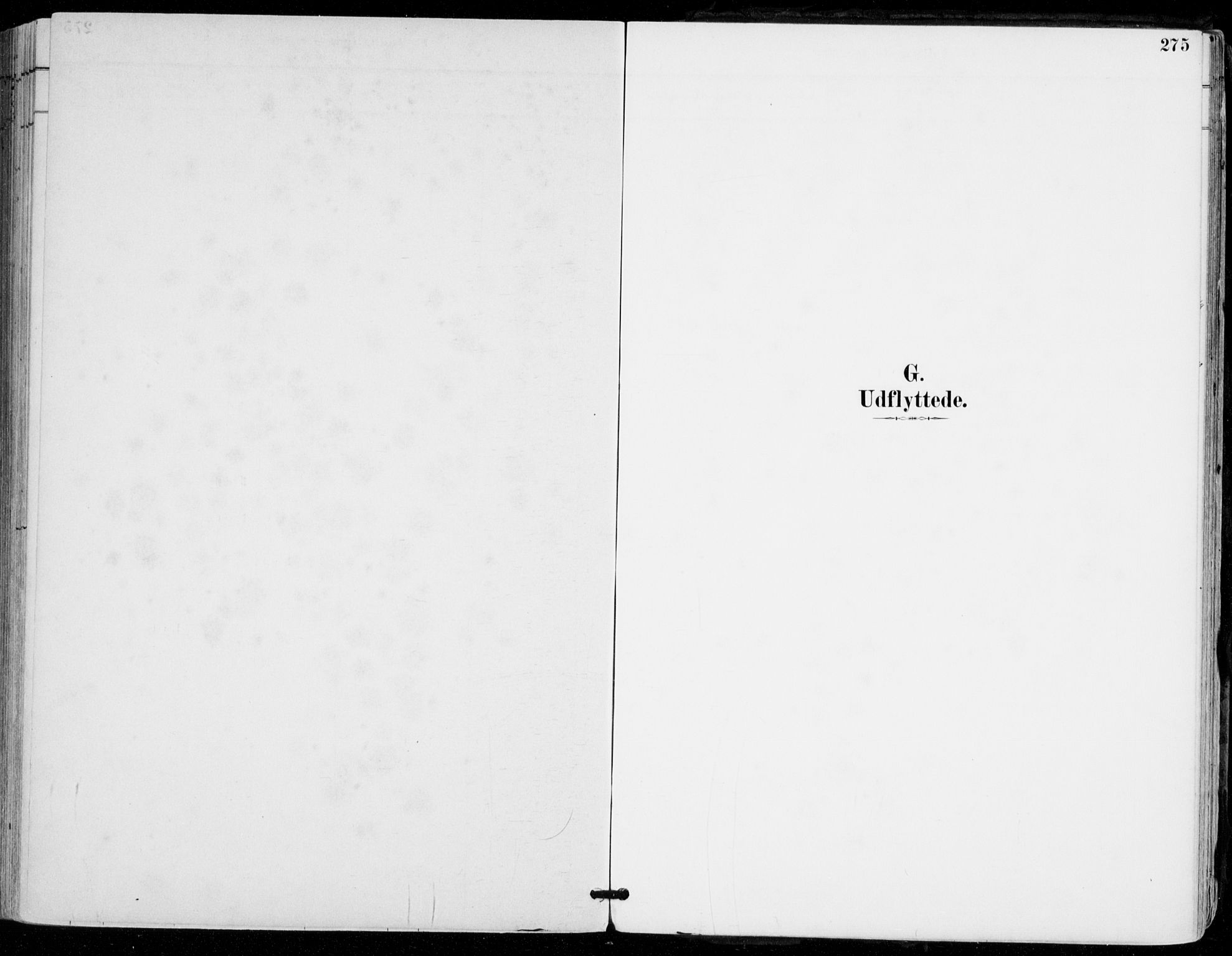 SAKO, Sylling kirkebøker, F/Fa/L0001: Ministerialbok nr. 1, 1883-1910, s. 275