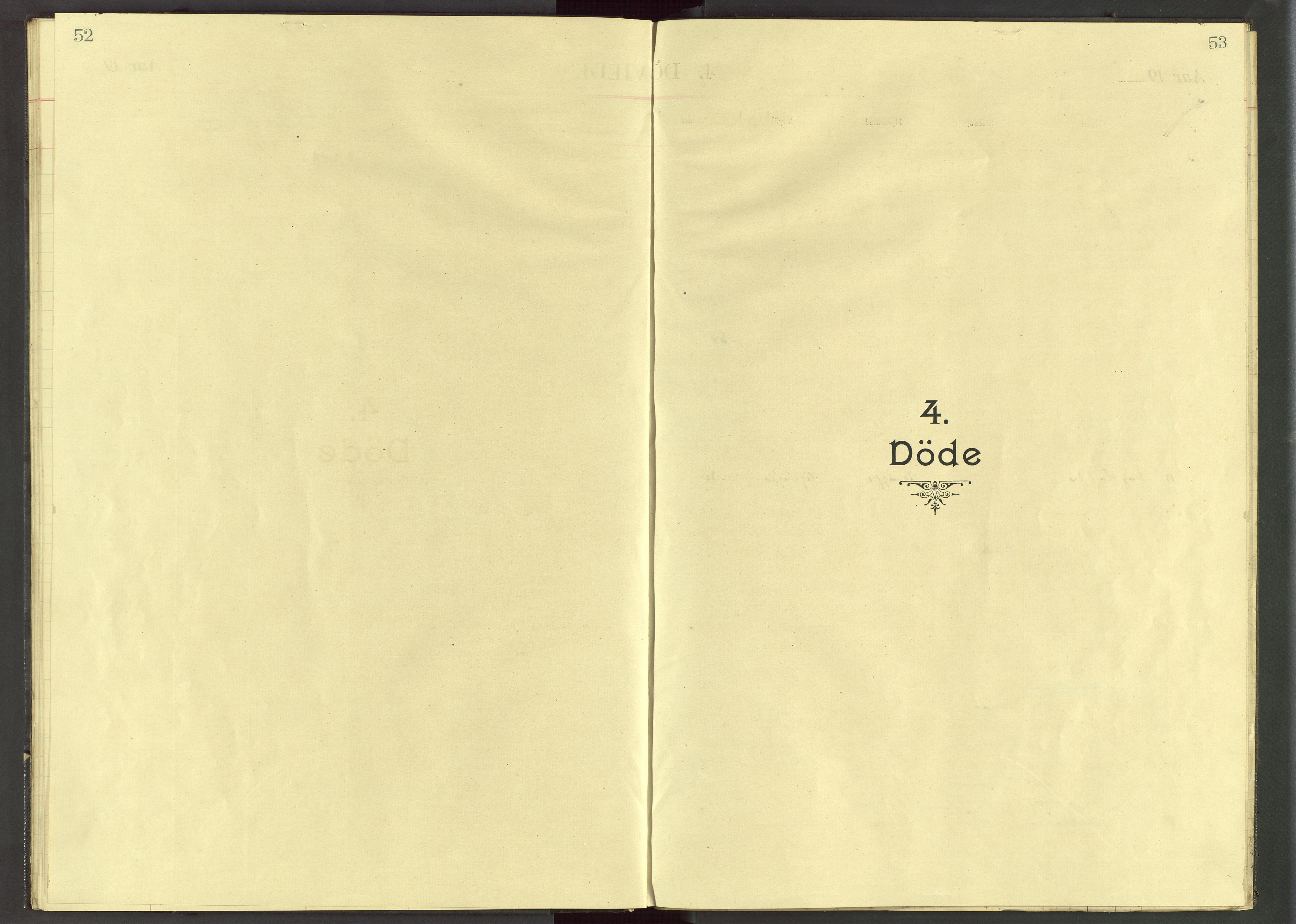 VID, Det Norske Misjonsselskap - utland - Kina (Hunan), Dm/L0078: Ministerialbok nr. 116, 1913-1934, s. 52-53