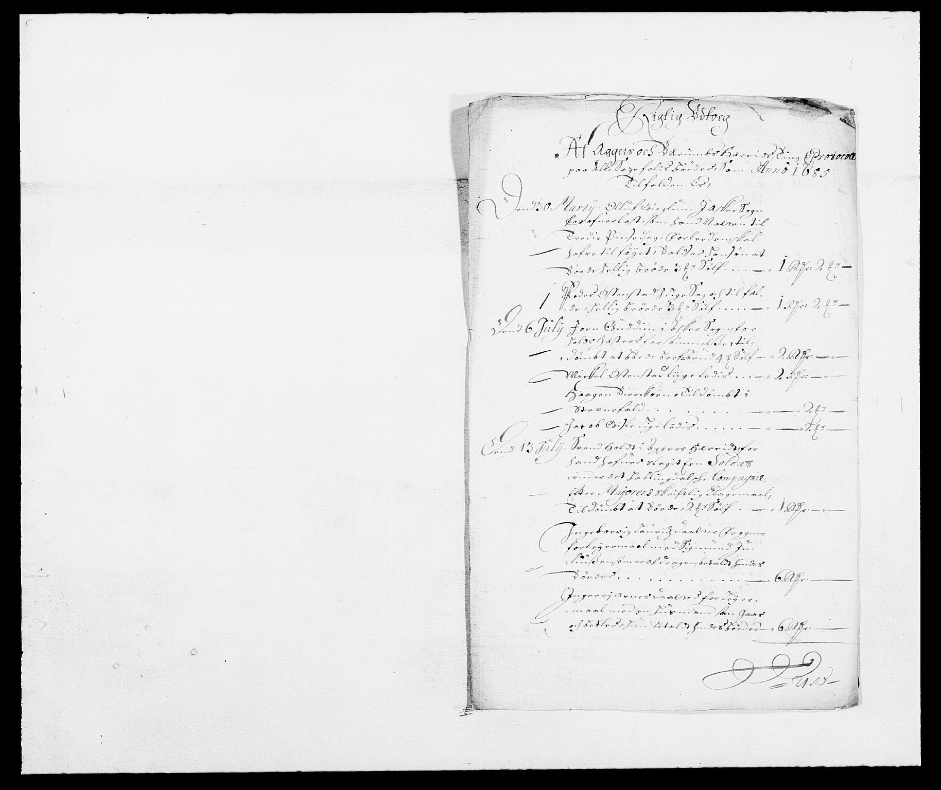 RA, Rentekammeret inntil 1814, Reviderte regnskaper, Fogderegnskap, R08/L0421: Fogderegnskap Aker, 1682-1683, s. 140