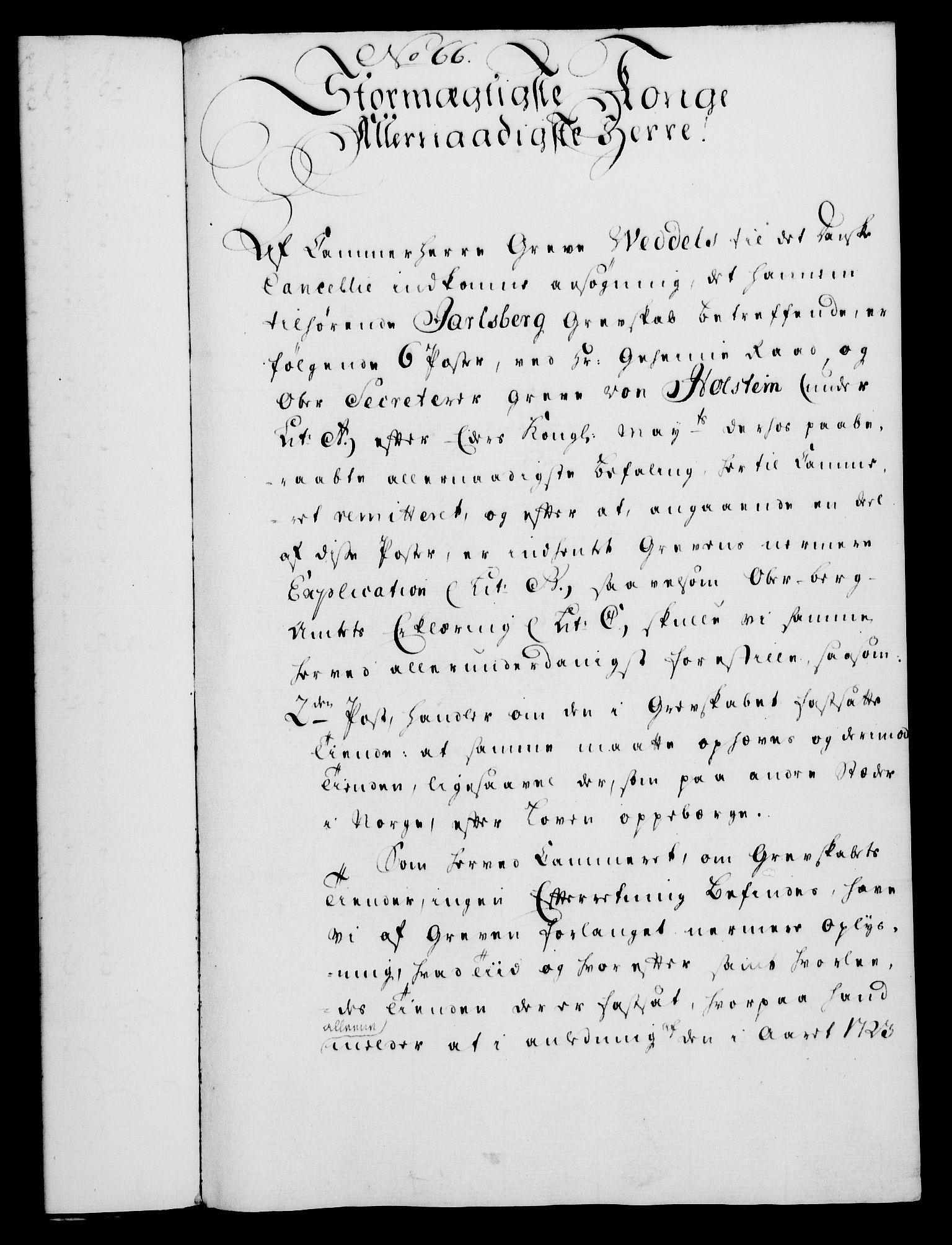RA, Rentekammeret, Kammerkanselliet, G/Gf/Gfa/L0032: Norsk relasjons- og resolusjonsprotokoll (merket RK 52.32), 1750, s. 297