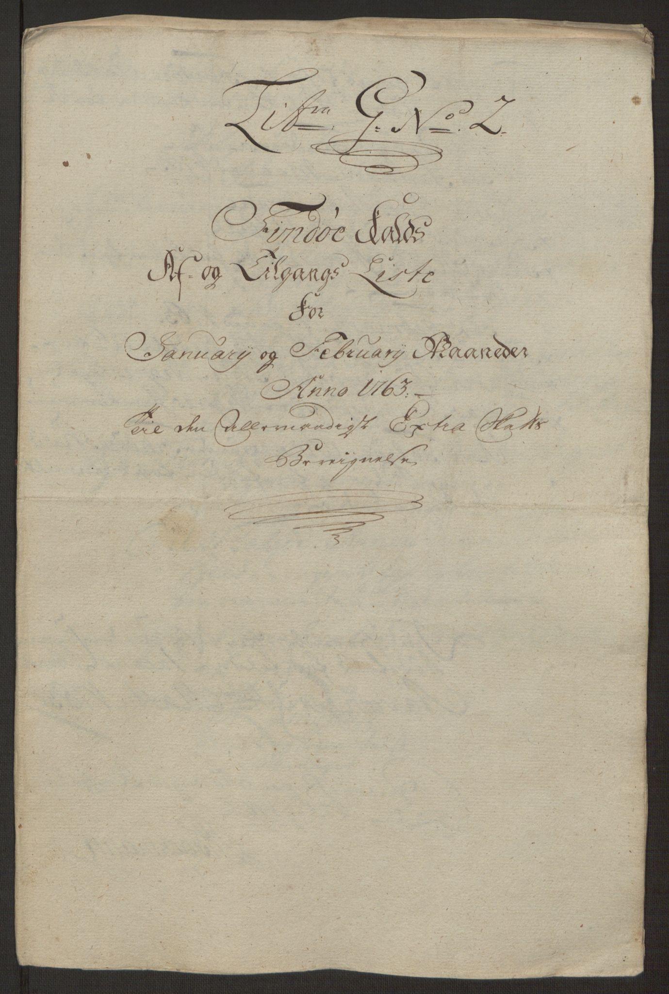 RA, Rentekammeret inntil 1814, Realistisk ordnet avdeling, Ol/L0016a: [Gg 10]: Ekstraskatten, 23.09.1762. Ryfylke, 1762-1768, s. 469