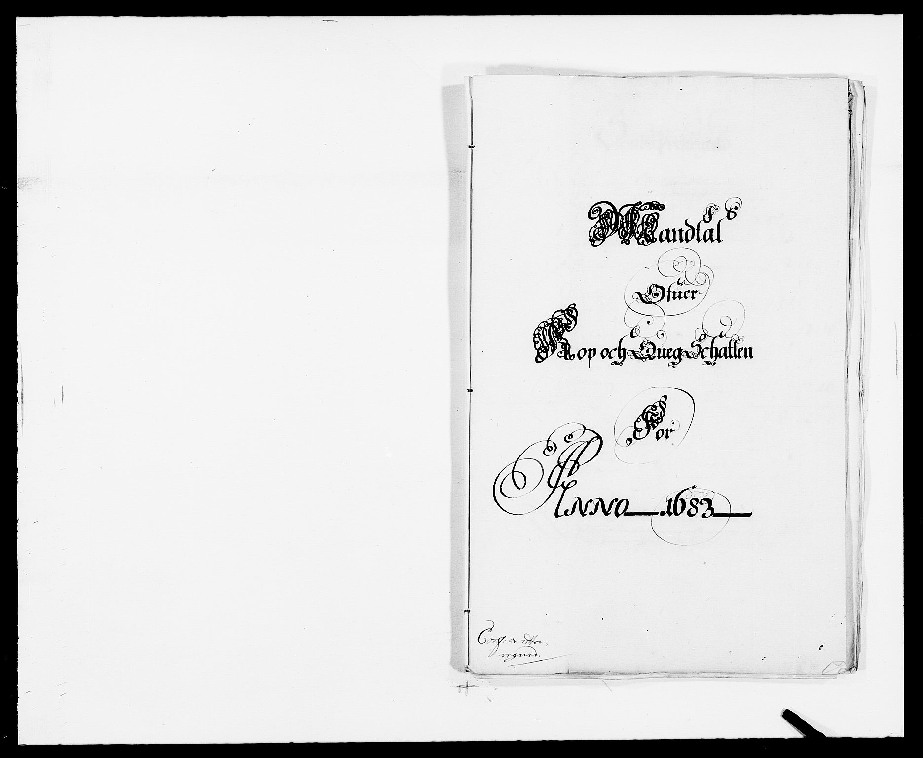 RA, Rentekammeret inntil 1814, Reviderte regnskaper, Fogderegnskap, R32/L1853: Fogderegnskap Jarlsberg grevskap, 1683, s. 149
