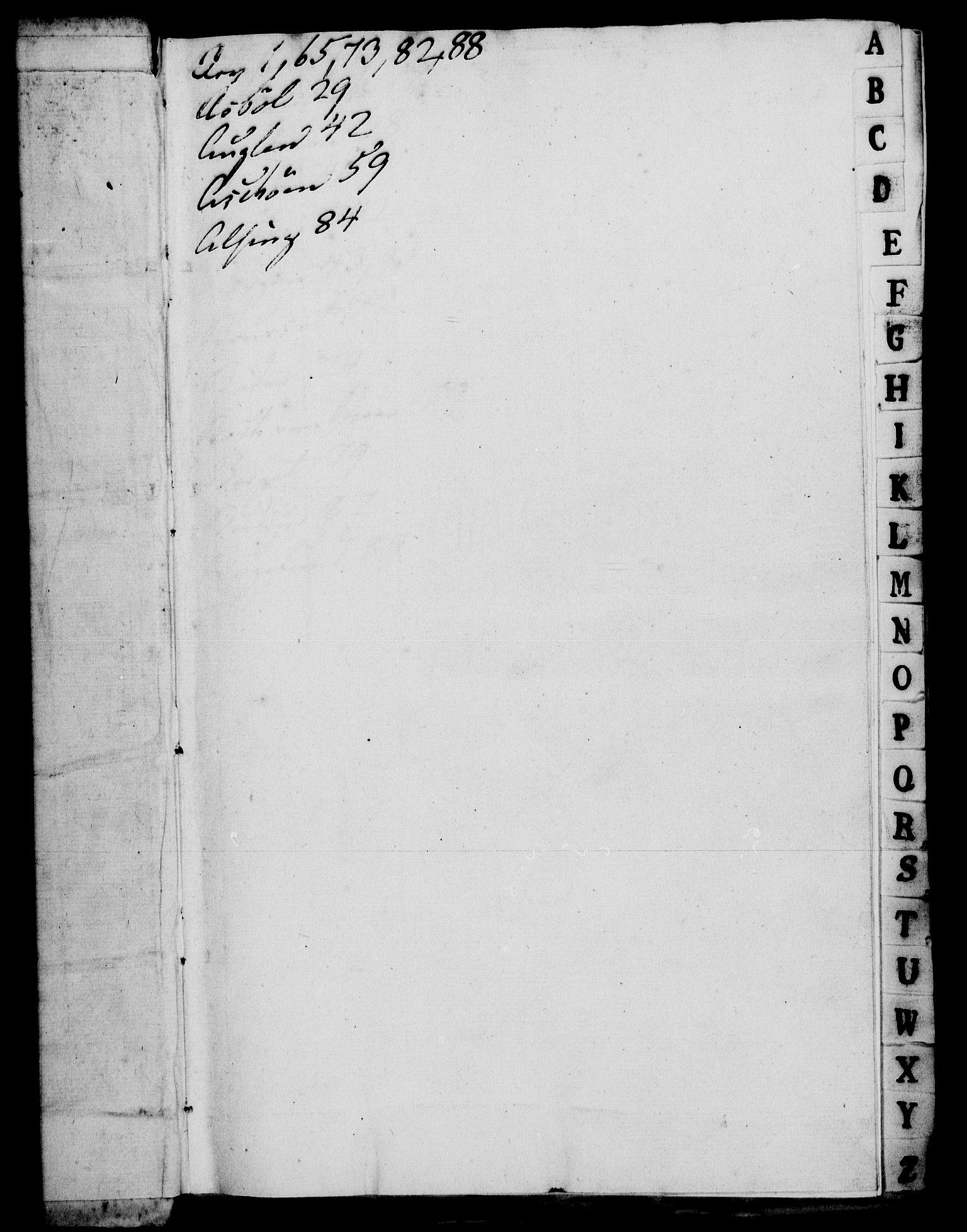 RA, Rentekammeret, Kammerkanselliet, G/Gf/Gfa/L0048: Norsk relasjons- og resolusjonsprotokoll (merket RK 52.48), 1766, s. 3