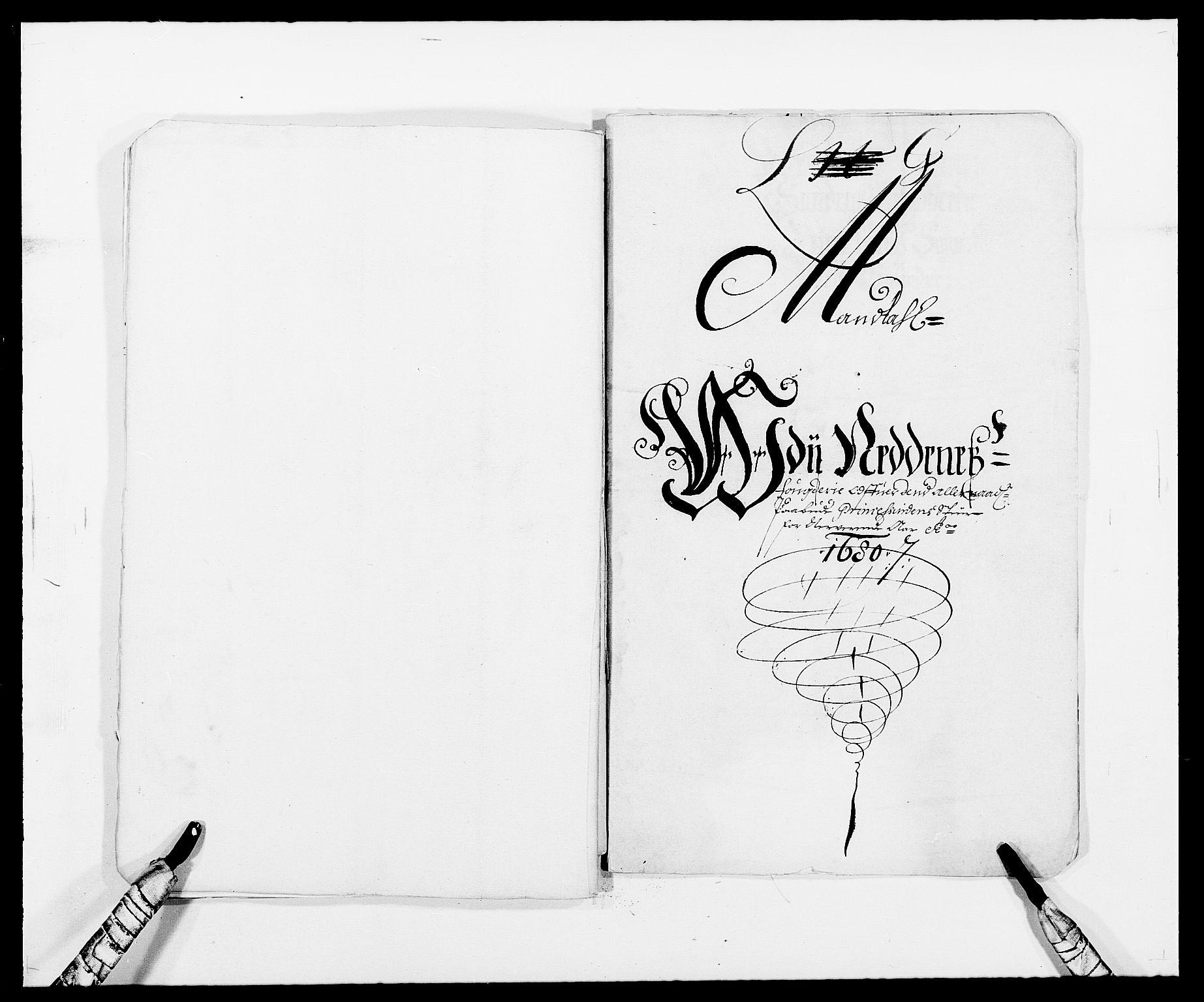 RA, Rentekammeret inntil 1814, Reviderte regnskaper, Fogderegnskap, R39/L2304: Fogderegnskap Nedenes, 1680-1682, s. 129