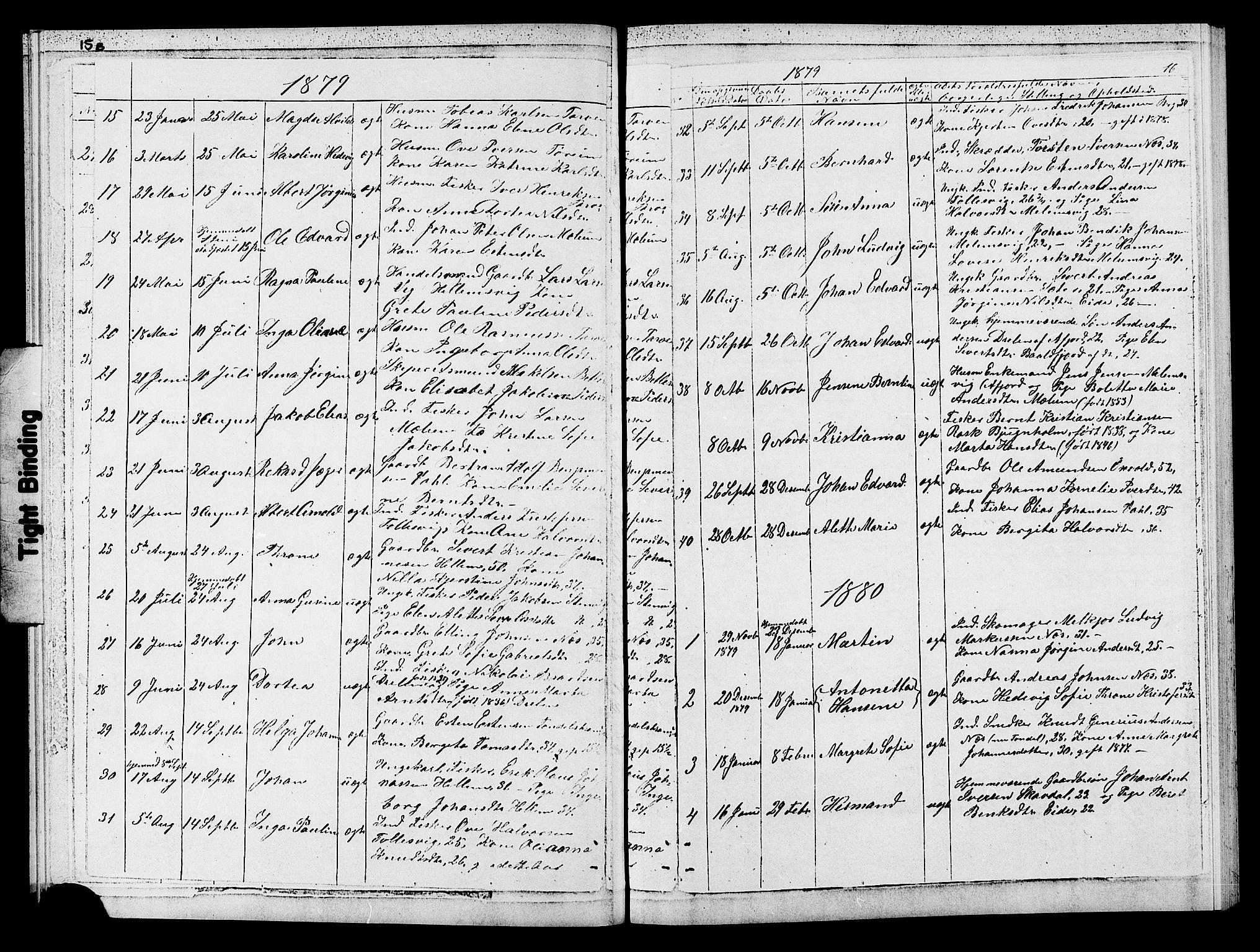 SAT, Ministerialprotokoller, klokkerbøker og fødselsregistre - Sør-Trøndelag, 652/L0653: Klokkerbok nr. 652C01, 1866-1910, s. 16