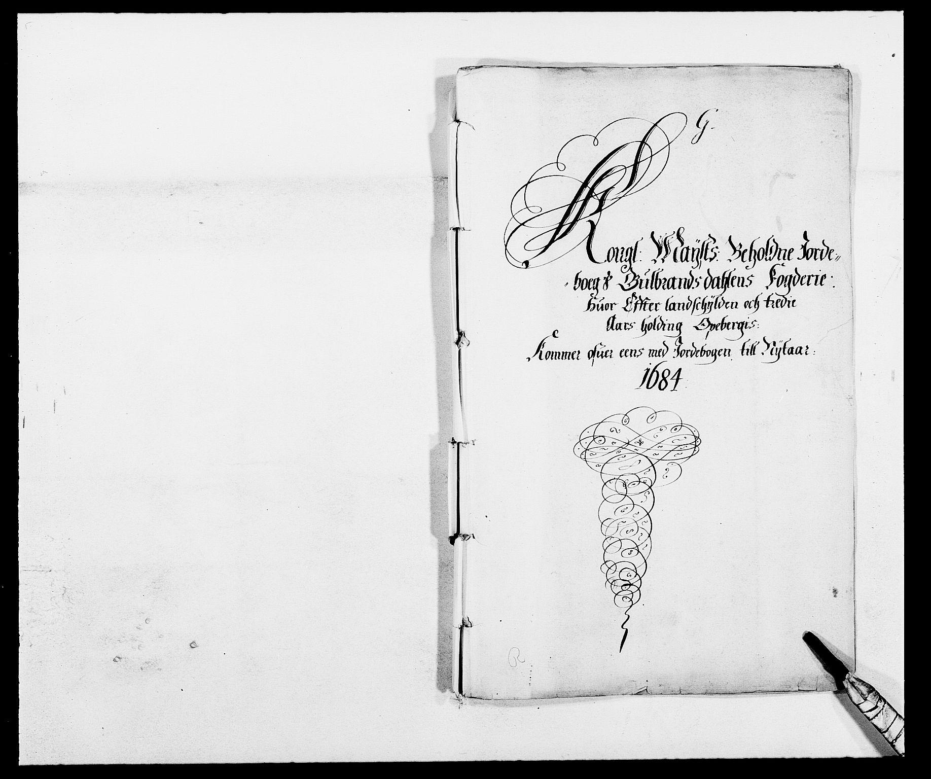 RA, Rentekammeret inntil 1814, Reviderte regnskaper, Fogderegnskap, R17/L1159: Fogderegnskap Gudbrandsdal, 1682-1689, s. 55