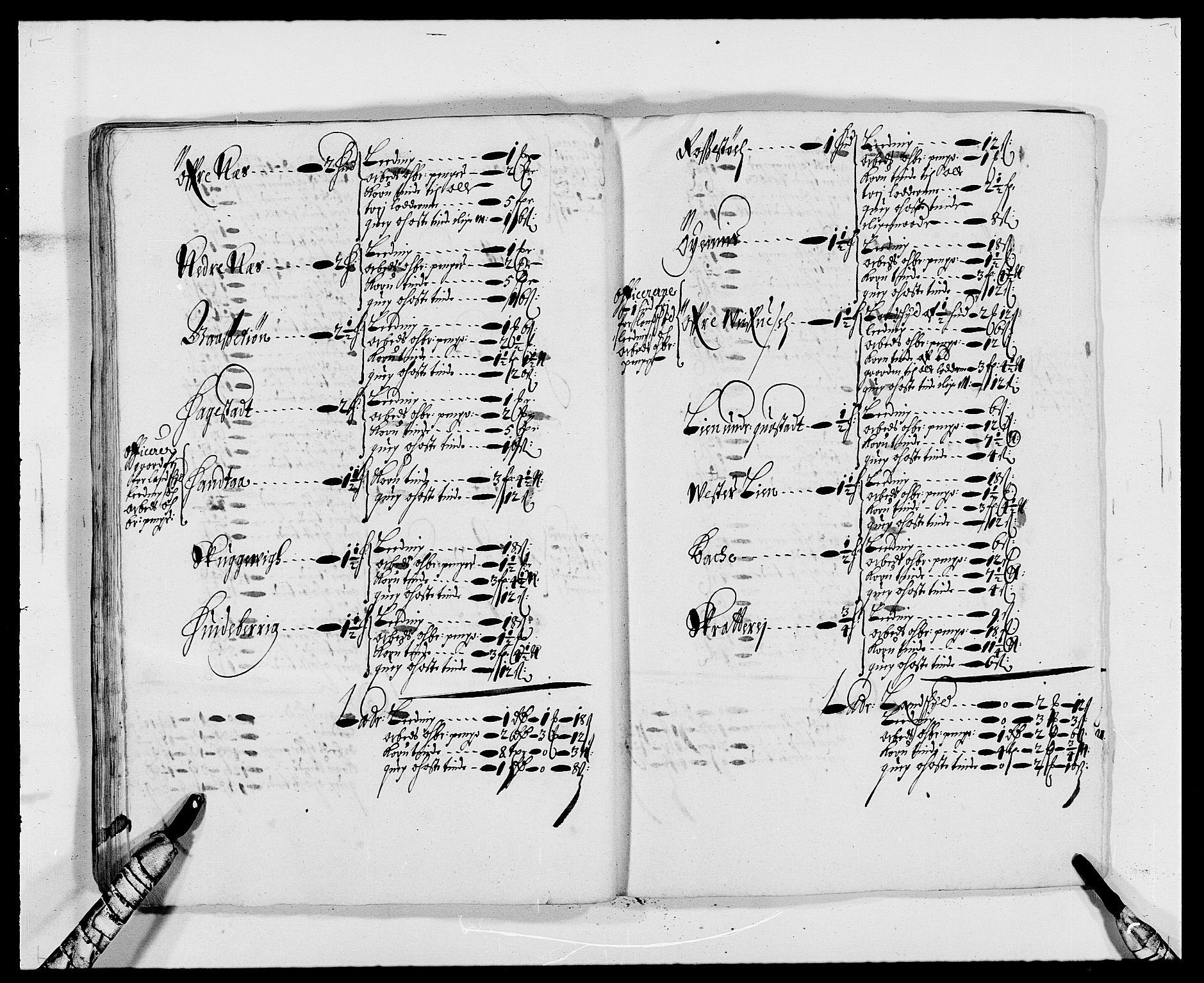 RA, Rentekammeret inntil 1814, Reviderte regnskaper, Fogderegnskap, R39/L2297: Fogderegnskap Nedenes, 1667-1669, s. 178