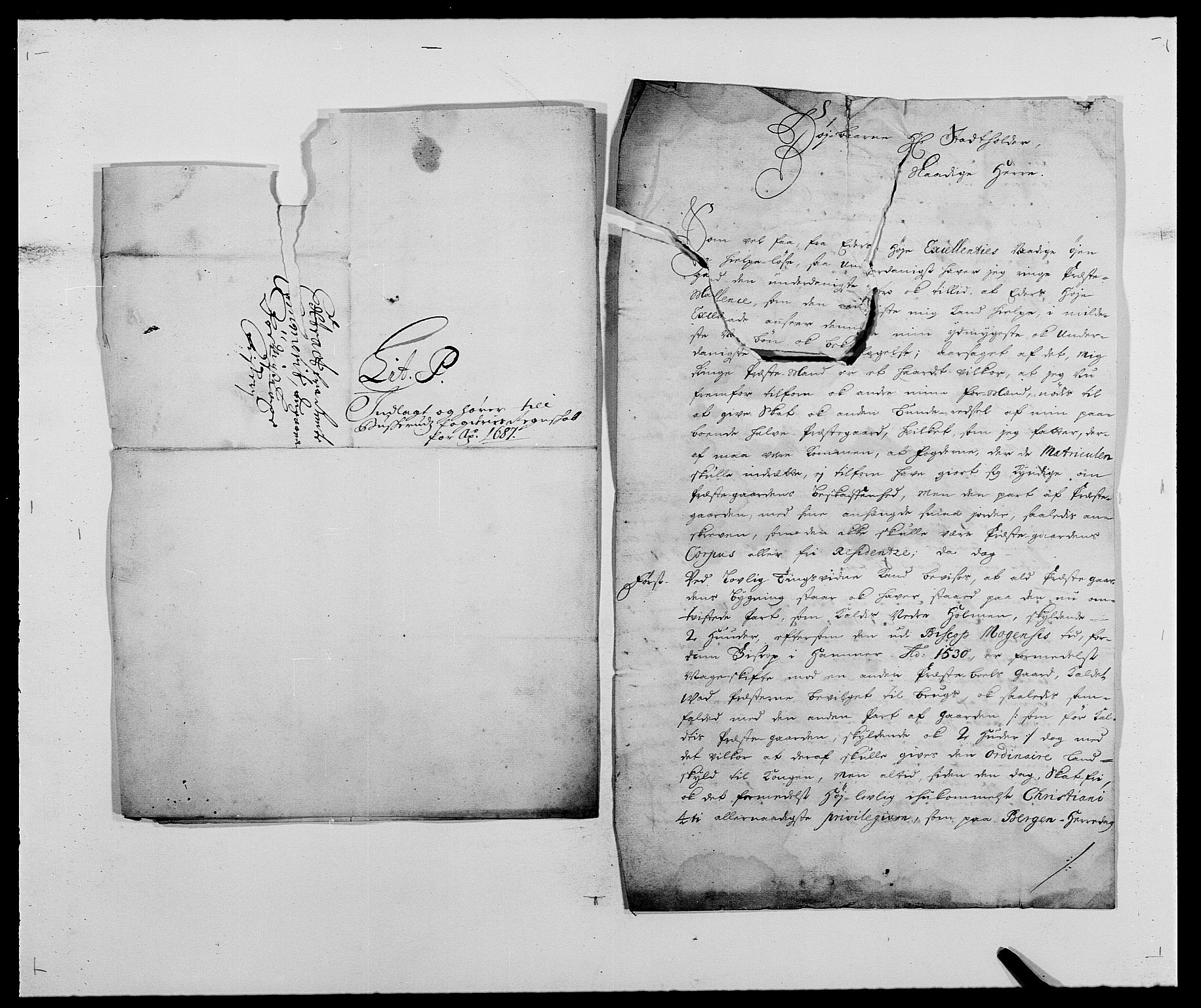 RA, Rentekammeret inntil 1814, Reviderte regnskaper, Fogderegnskap, R25/L1679: Fogderegnskap Buskerud, 1687-1688, s. 241