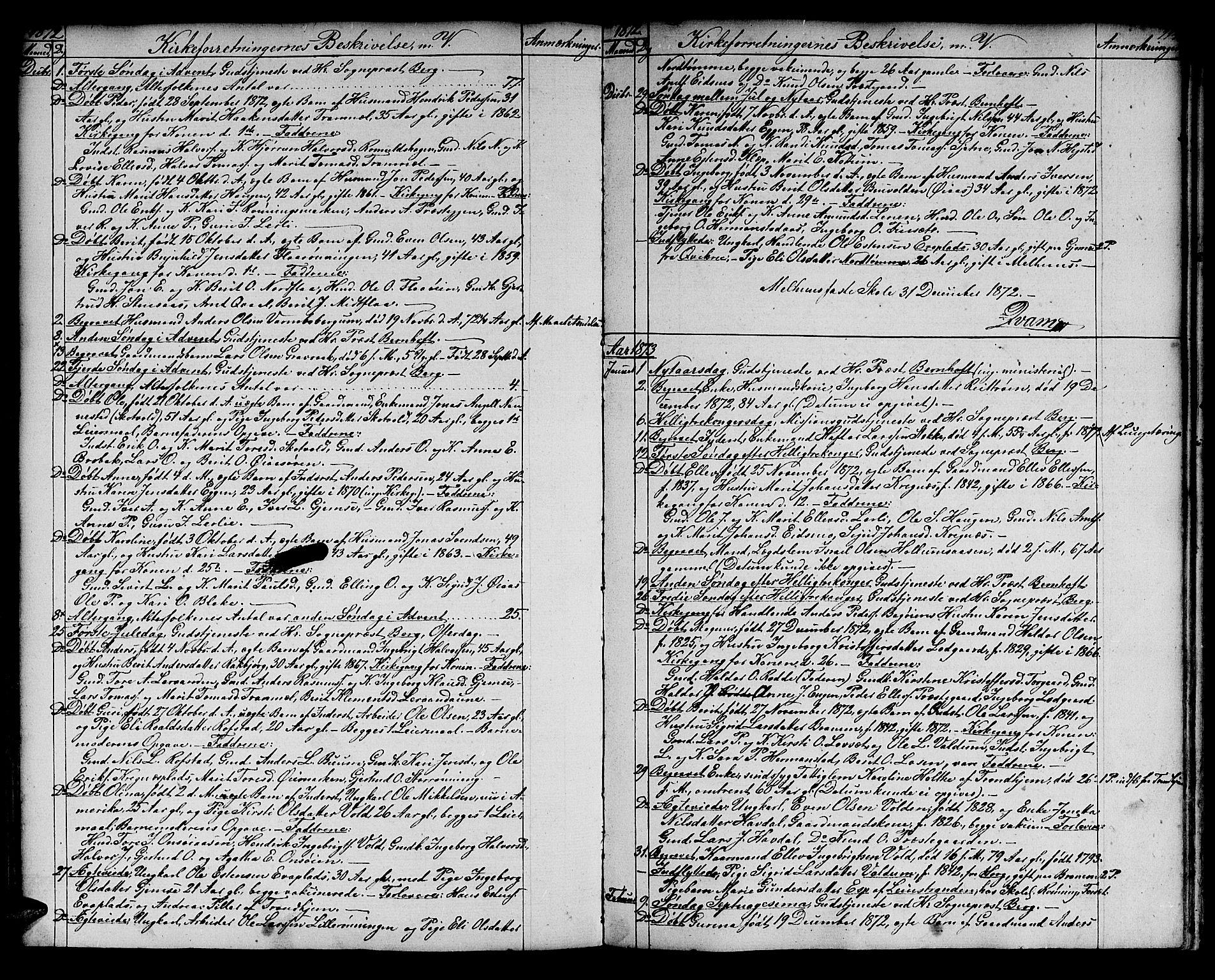 SAT, Ministerialprotokoller, klokkerbøker og fødselsregistre - Sør-Trøndelag, 691/L1093: Klokkerbok nr. 691C04, 1852-1879, s. 114