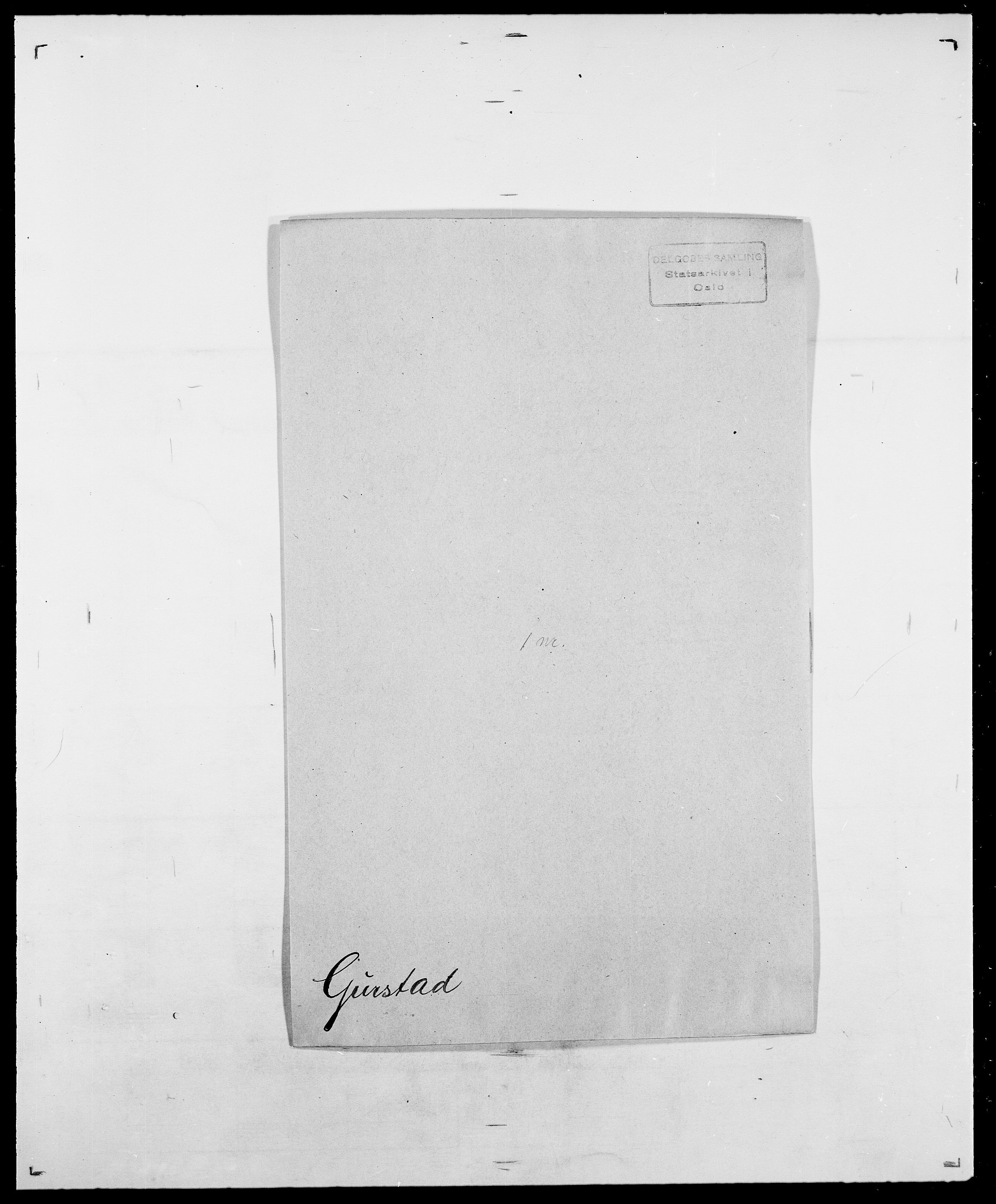 SAO, Delgobe, Charles Antoine - samling, D/Da/L0015: Grodtshilling - Halvorsæth, s. 464