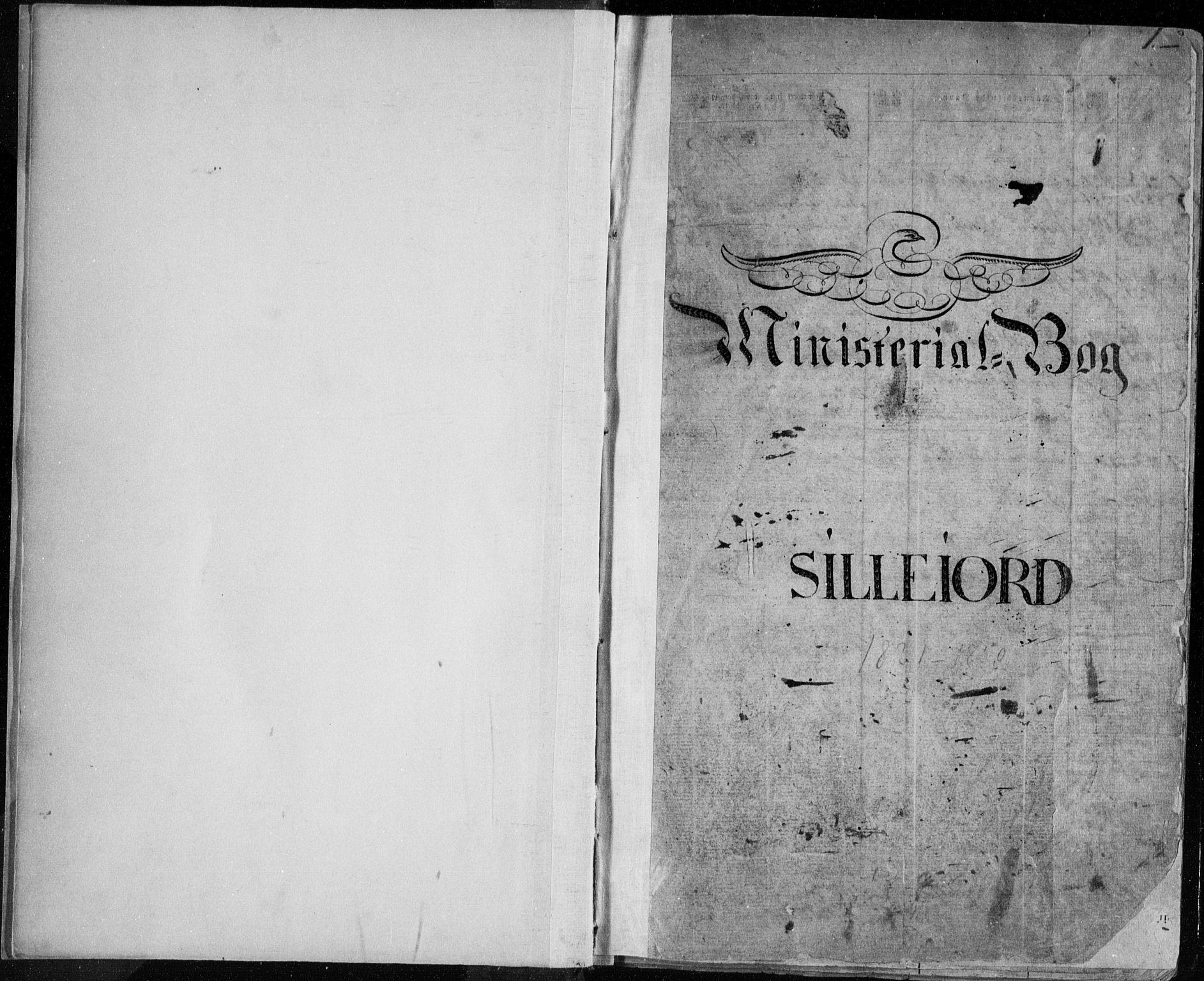 SAKO, Seljord kirkebøker, F/Fa/L0011: Ministerialbok nr. I 11, 1831-1849, s. 1