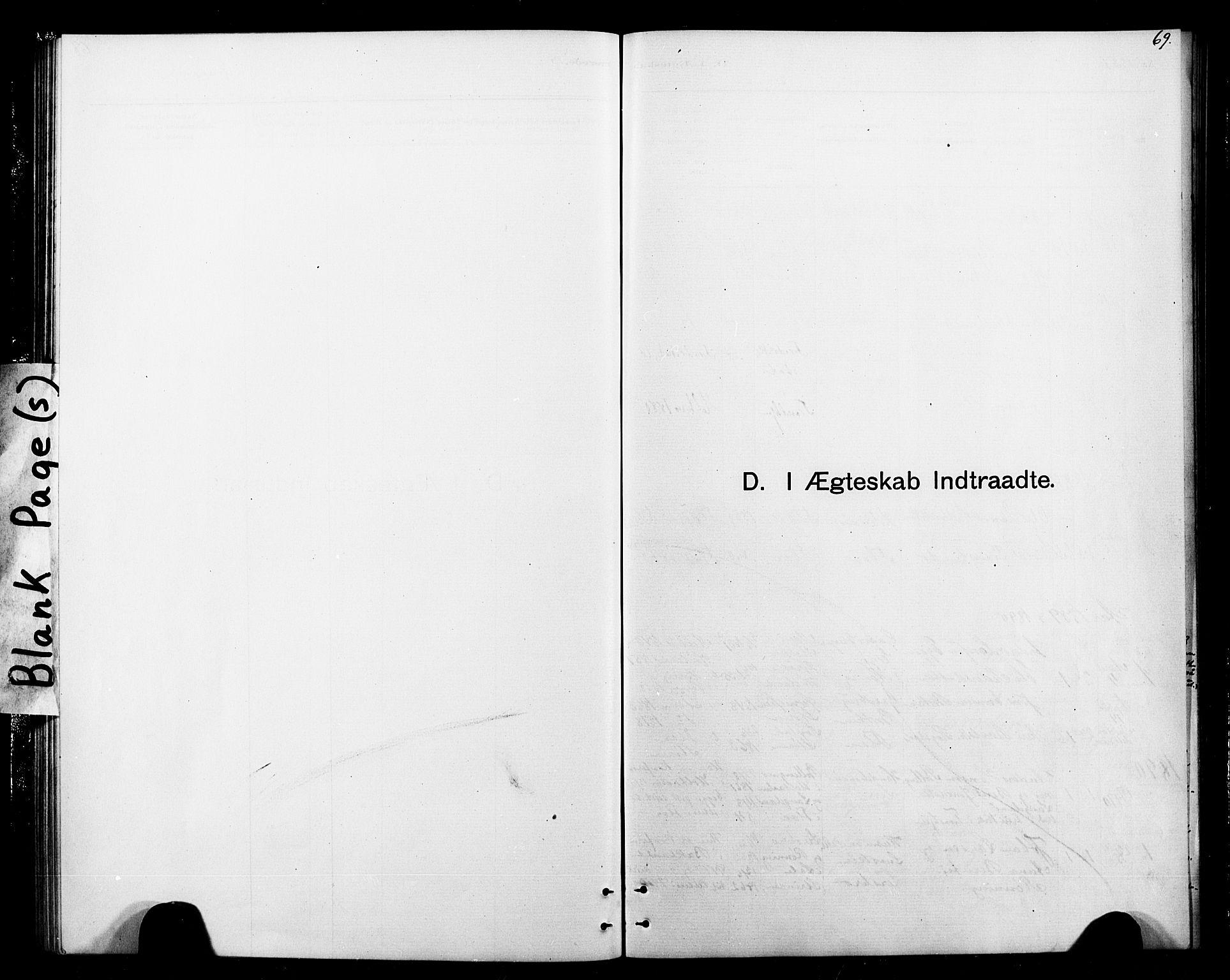 SAT, Ministerialprotokoller, klokkerbøker og fødselsregistre - Sør-Trøndelag, 693/L1123: Klokkerbok nr. 693C04, 1887-1910, s. 69