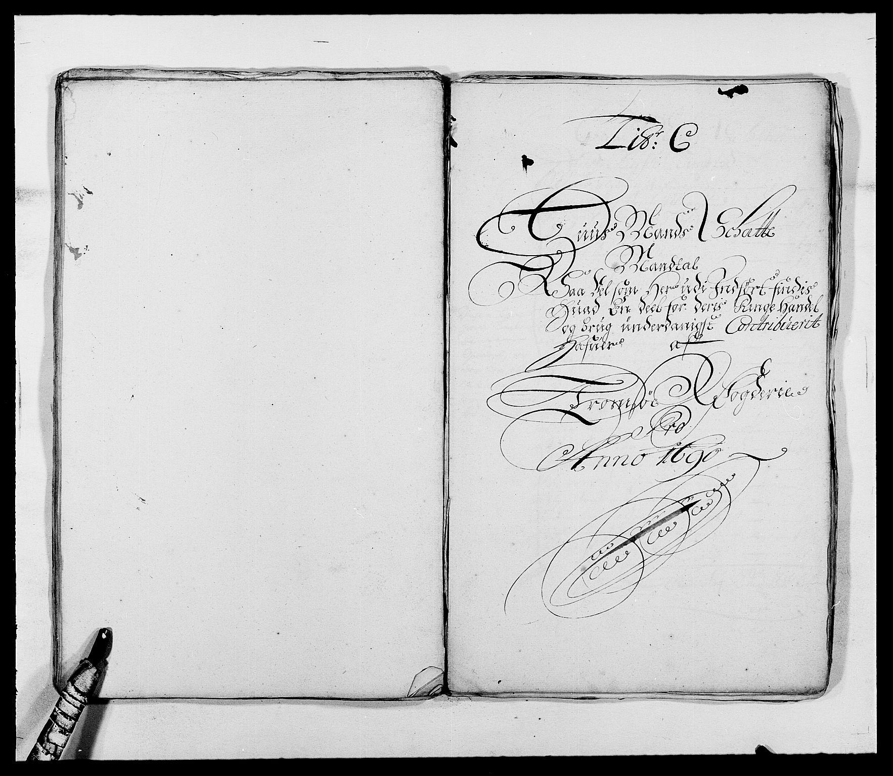 RA, Rentekammeret inntil 1814, Reviderte regnskaper, Fogderegnskap, R68/L4751: Fogderegnskap Senja og Troms, 1690-1693, s. 38