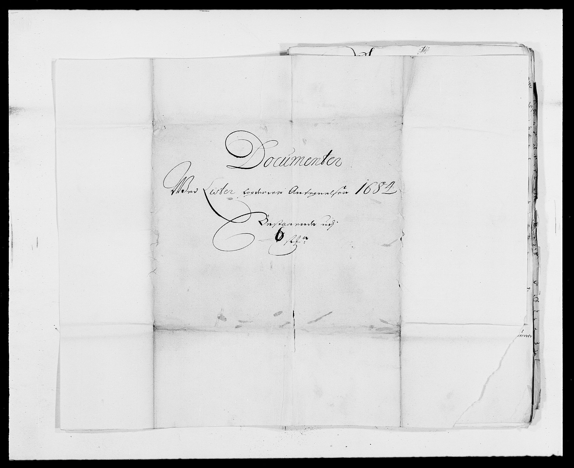 RA, Rentekammeret inntil 1814, Reviderte regnskaper, Fogderegnskap, R41/L2533: Fogderegnskap Lista, 1684-1685, s. 241