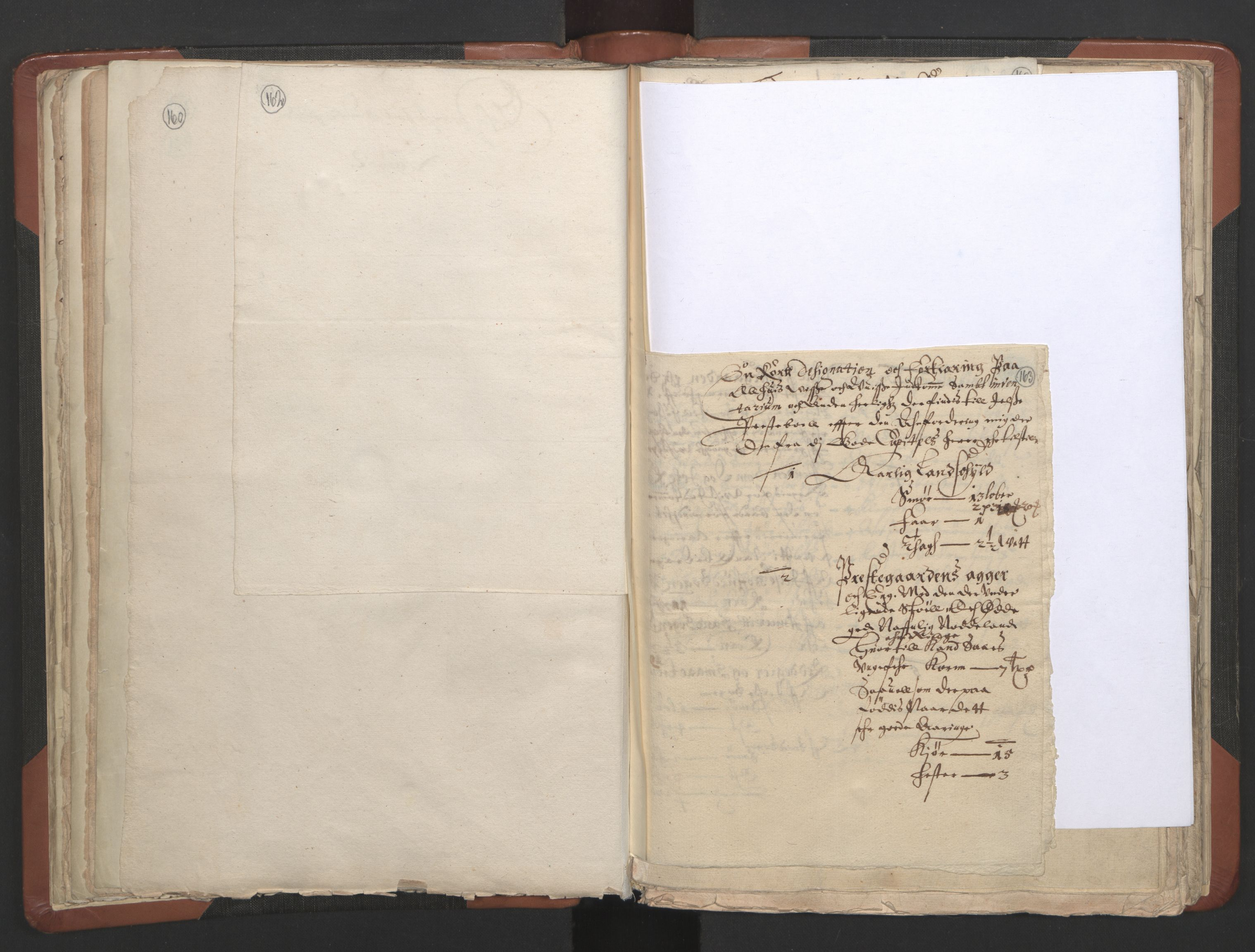 RA, Sogneprestenes manntall 1664-1666, nr. 19: Ryfylke prosti, 1664-1666, s. 162-163