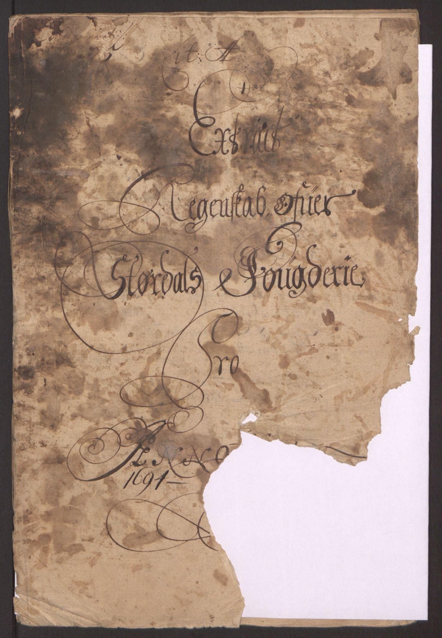 RA, Rentekammeret inntil 1814, Reviderte regnskaper, Fogderegnskap, R62/L4186: Fogderegnskap Stjørdal og Verdal, 1693-1694, s. 141