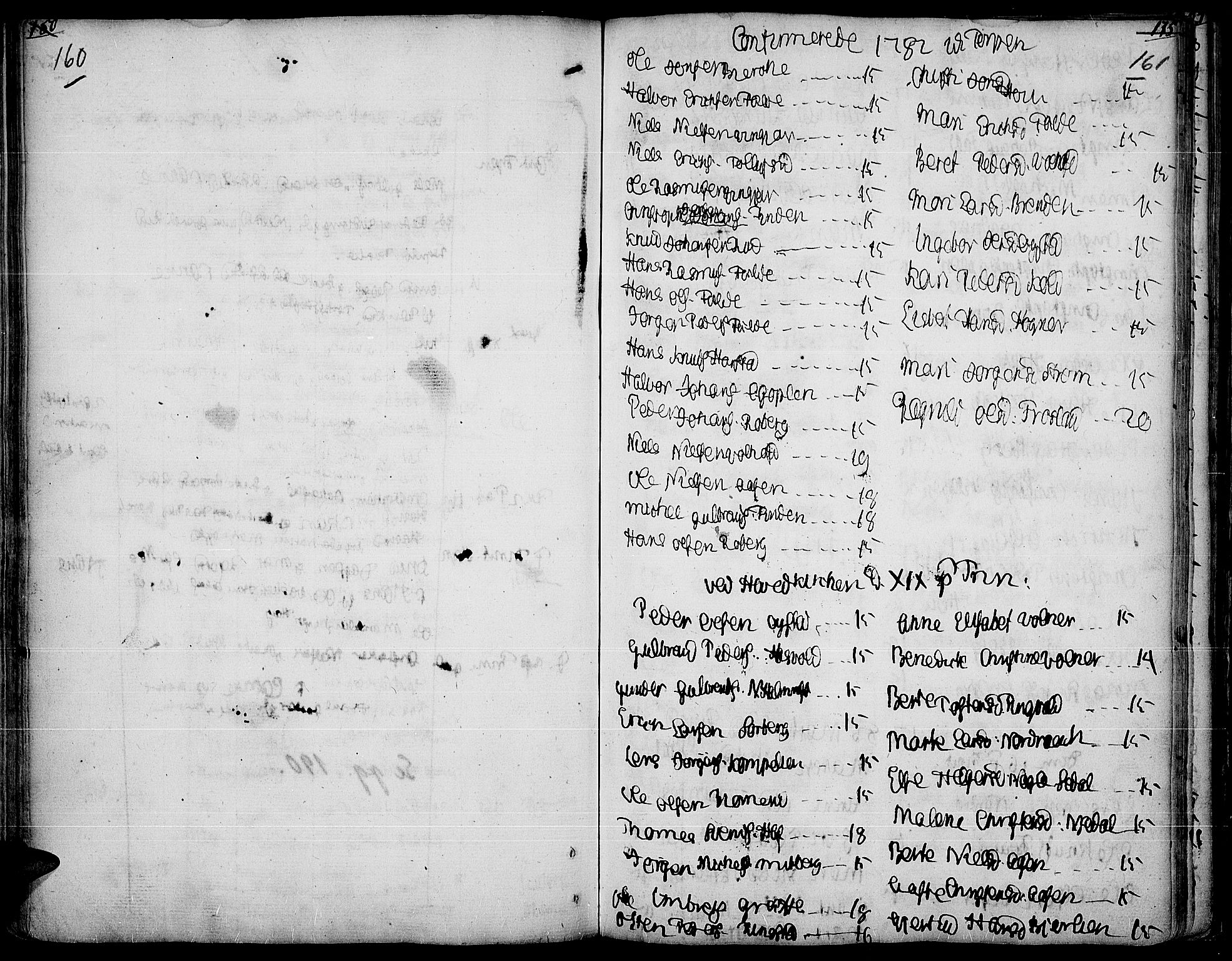 SAH, Land prestekontor, Ministerialbok nr. 5, 1765-1784, s. 160-161