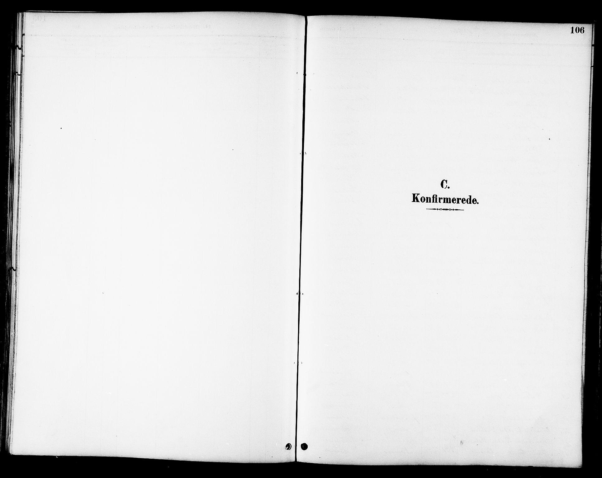 SAT, Ministerialprotokoller, klokkerbøker og fødselsregistre - Nord-Trøndelag, 709/L0087: Klokkerbok nr. 709C01, 1892-1913, s. 106