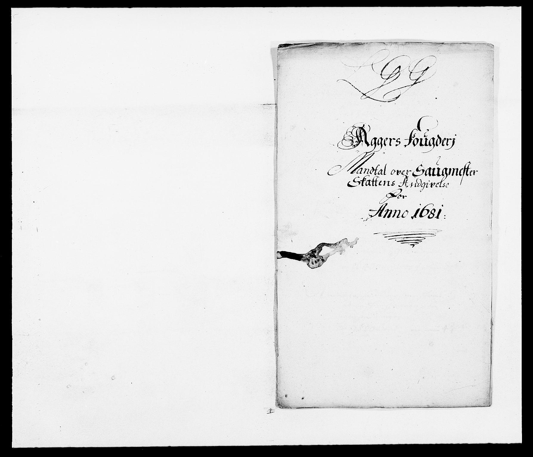 RA, Rentekammeret inntil 1814, Reviderte regnskaper, Fogderegnskap, R08/L0417: Fogderegnskap Aker, 1678-1681, s. 275