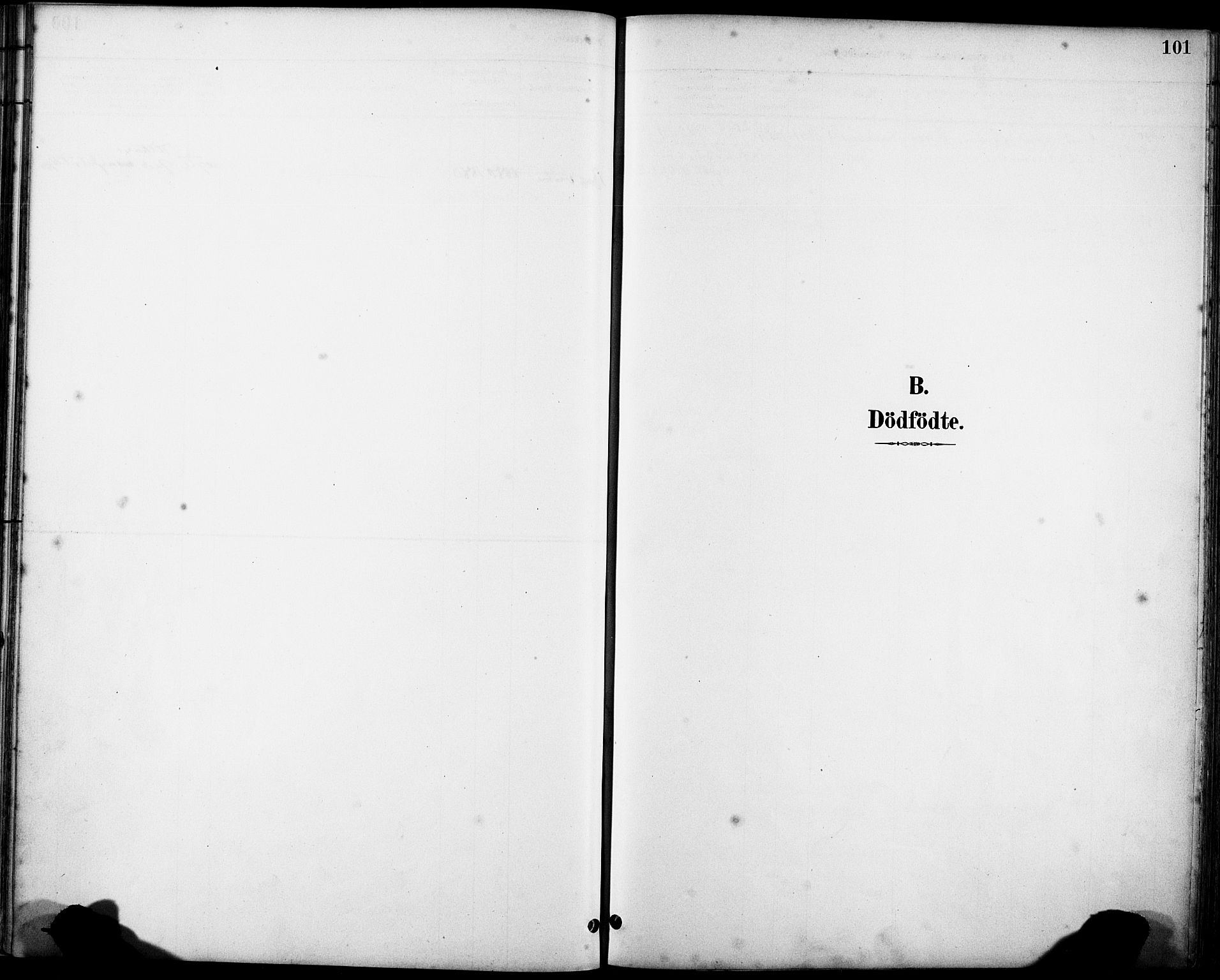 SAST, Klepp sokneprestkontor, 30BA/L0008: Ministerialbok nr. A 9, 1886-1919, s. 101