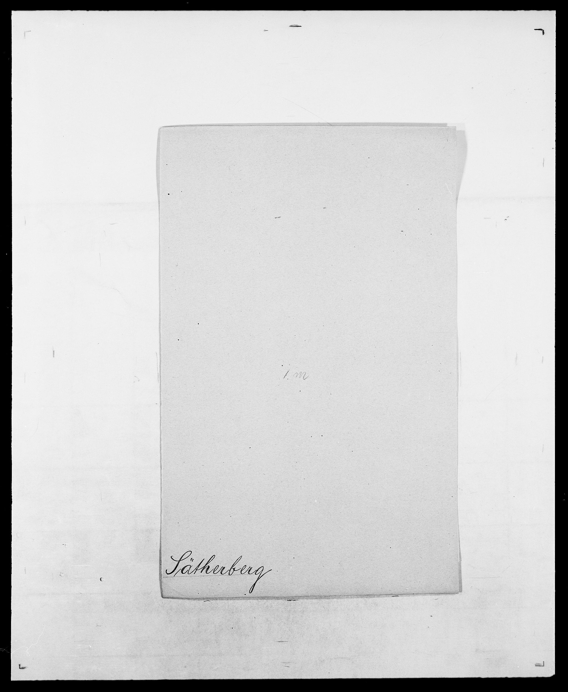 SAO, Delgobe, Charles Antoine - samling, D/Da/L0038: Svanenskjold - Thornsohn, s. 136