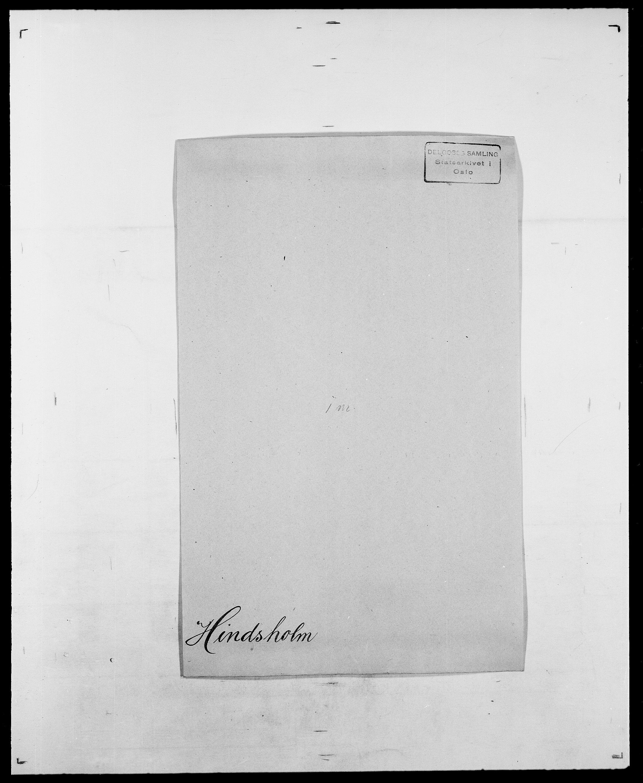 SAO, Delgobe, Charles Antoine - samling, D/Da/L0017: Helander - Hjørne, s. 465