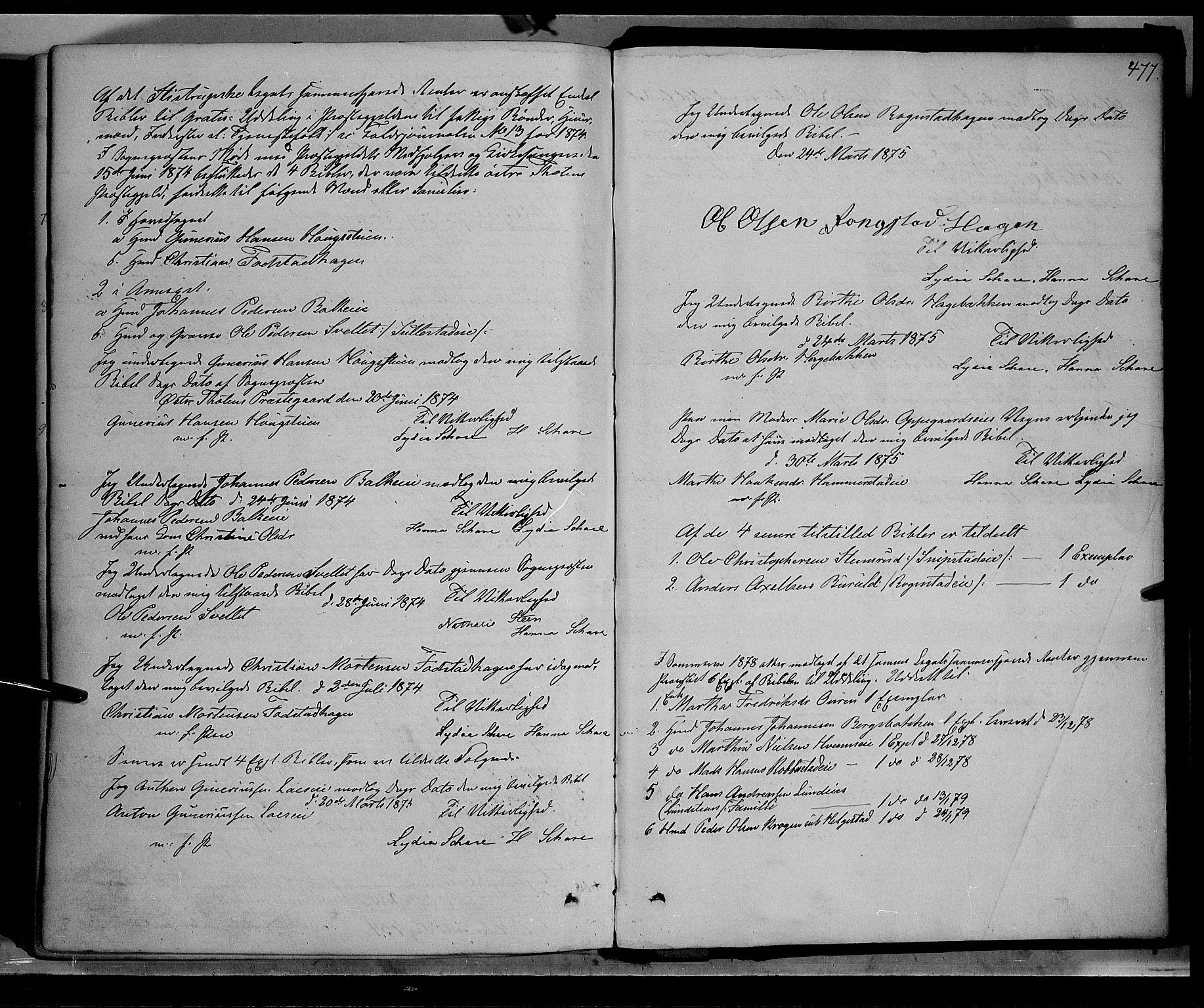 SAH, Østre Toten prestekontor, Ministerialbok nr. 5, 1866-1877, s. 477