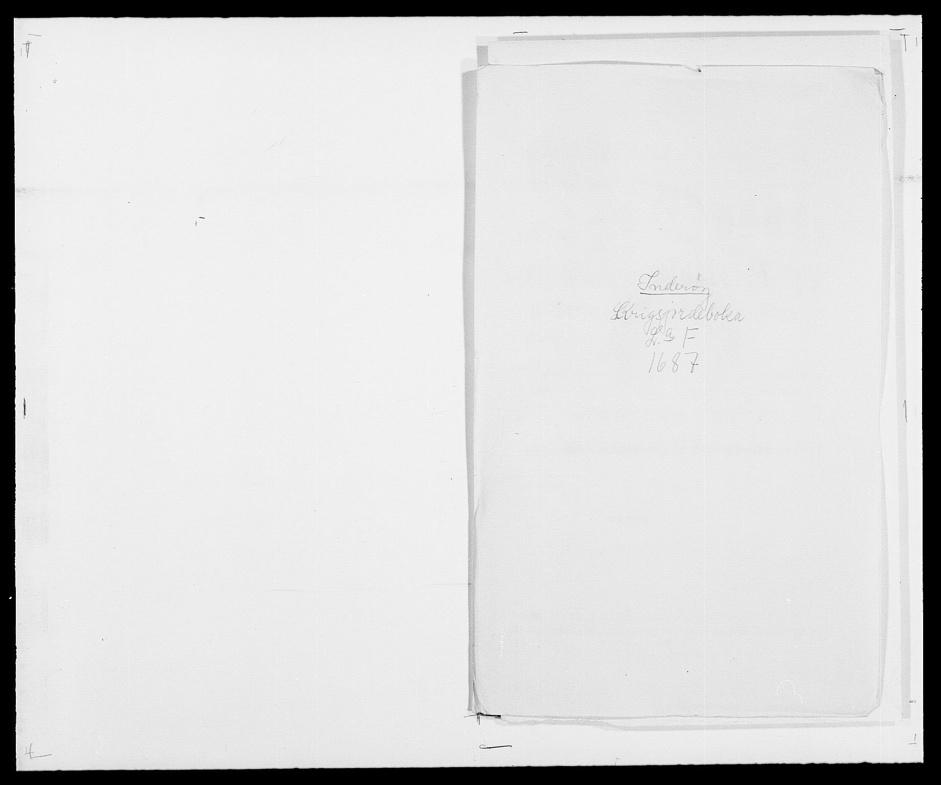 RA, Rentekammeret inntil 1814, Reviderte regnskaper, Fogderegnskap, R63/L4306: Fogderegnskap Inderøy, 1687-1689, s. 92