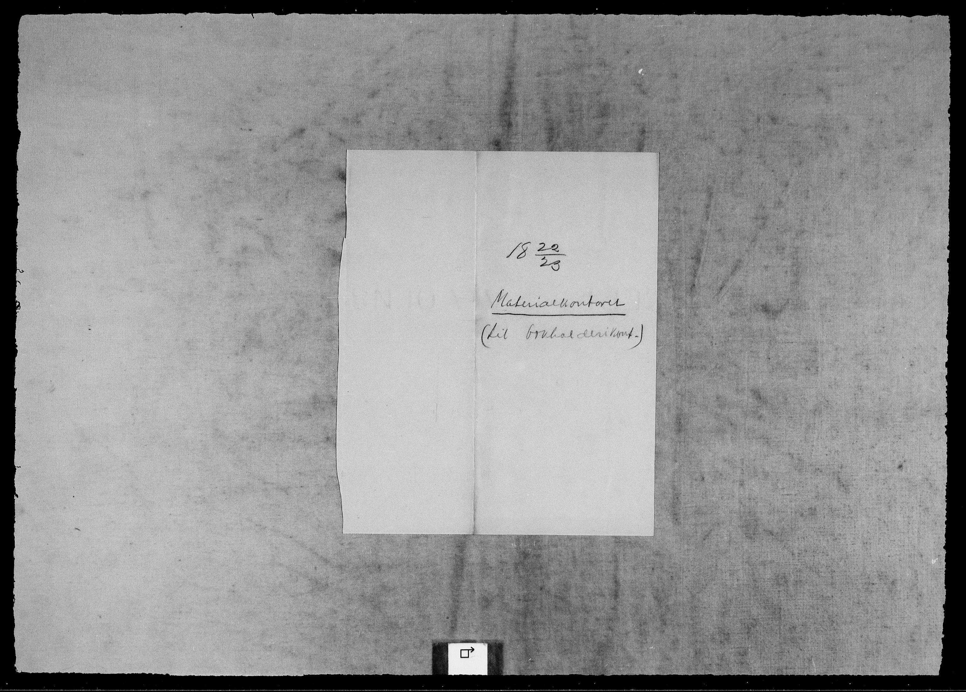 RA, Modums Blaafarveværk, G/Gb/L0136, 1822-1826, s. 2