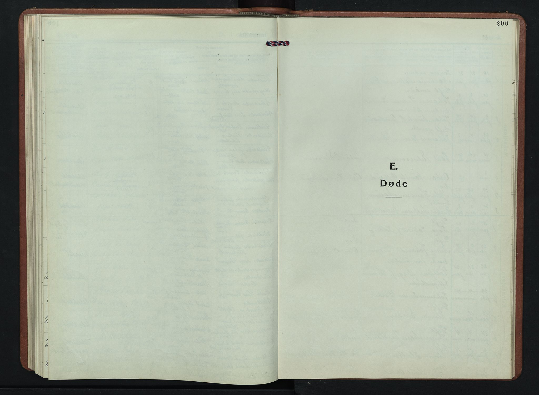 SAH, Kolbu prestekontor, Klokkerbok nr. 4, 1942-1953, s. 200