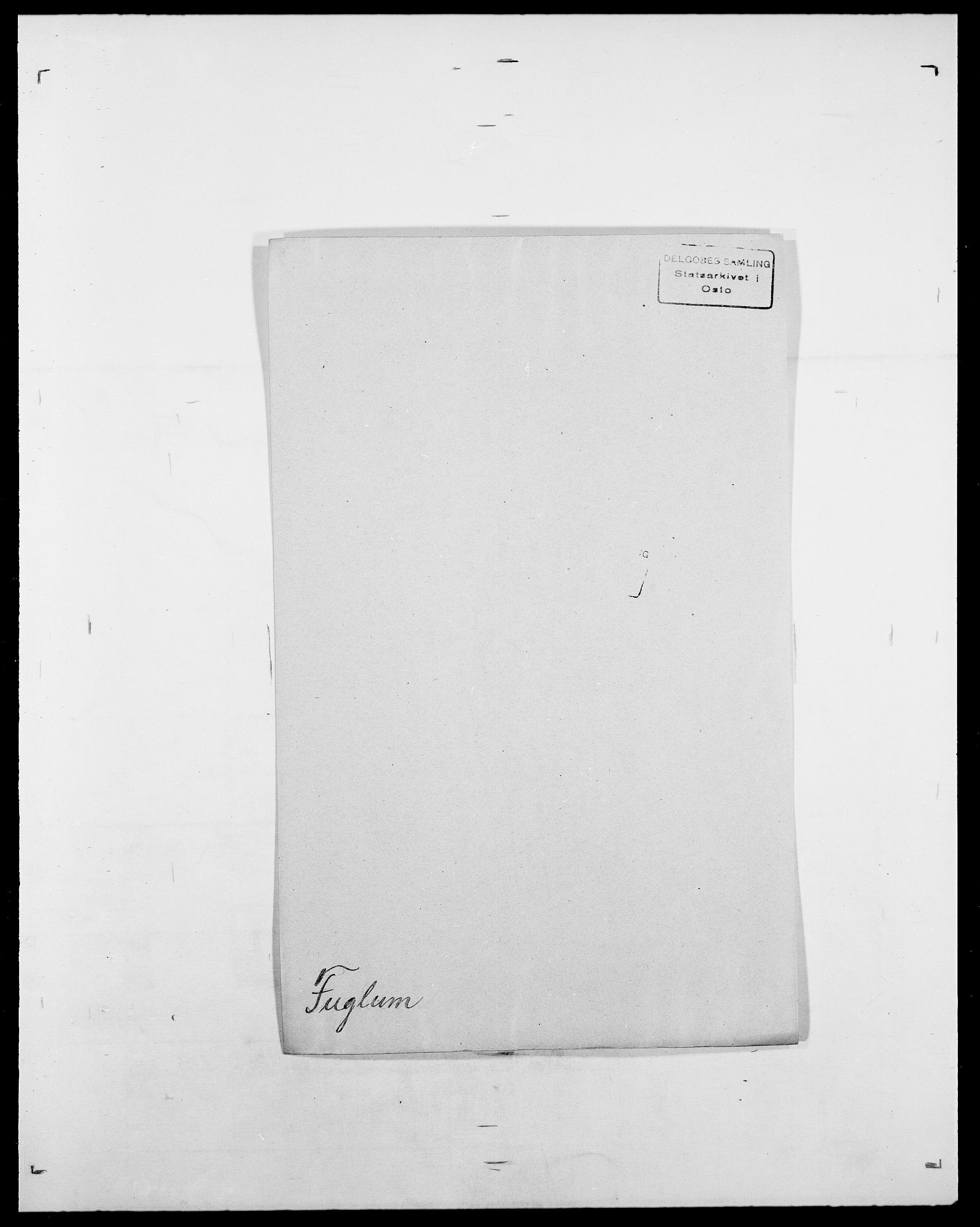 SAO, Delgobe, Charles Antoine - samling, D/Da/L0013: Forbos - Geving, s. 173