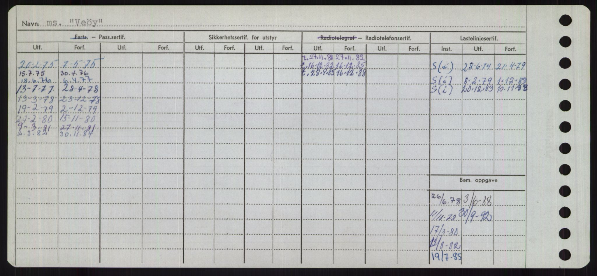 RA, Sjøfartsdirektoratet med forløpere, Skipsmålingen, H/Ha/L0006: Fartøy, Sver-Å, s. 396