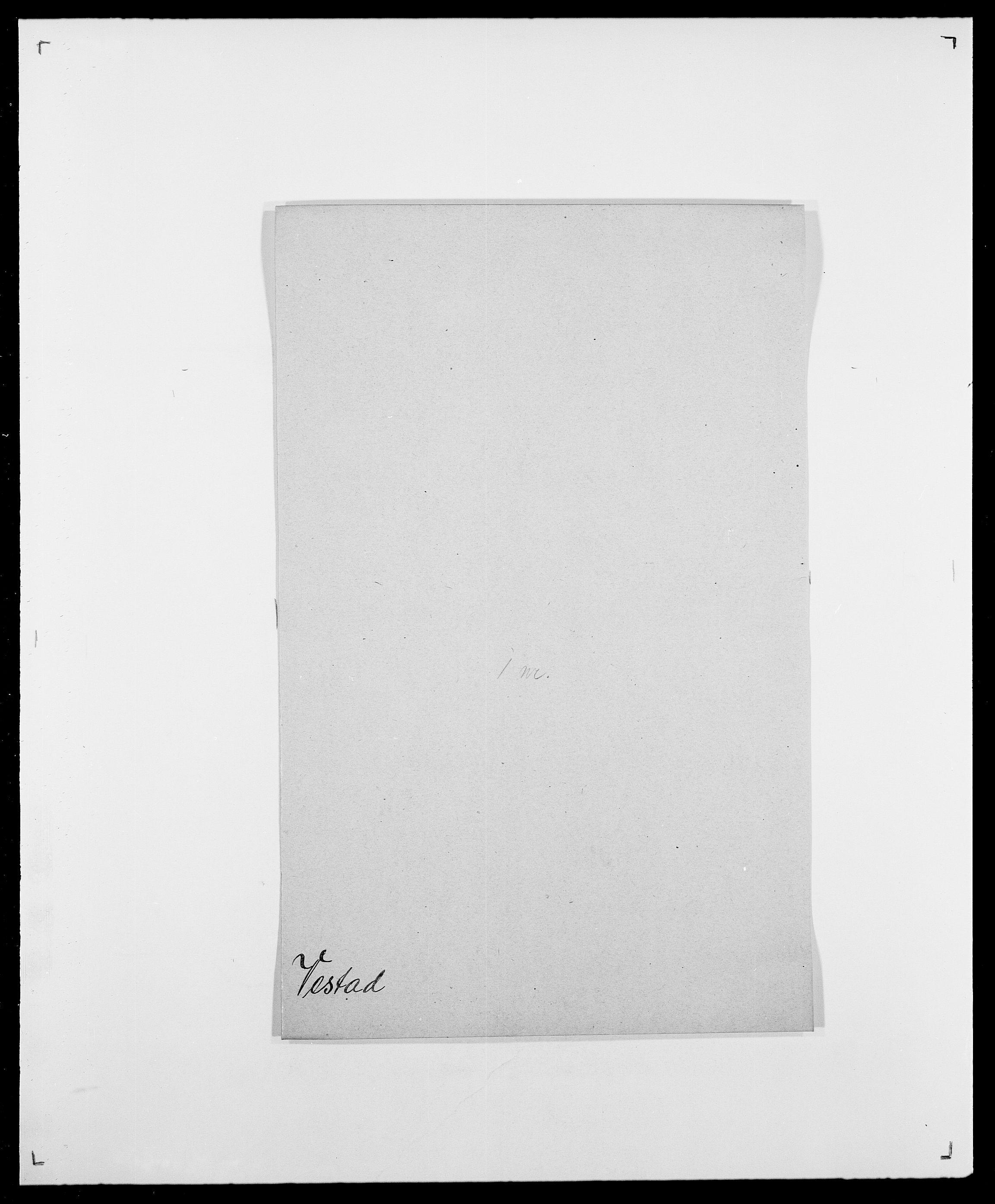 SAO, Delgobe, Charles Antoine - samling, D/Da/L0041: Vemmestad - Viker, s. 251