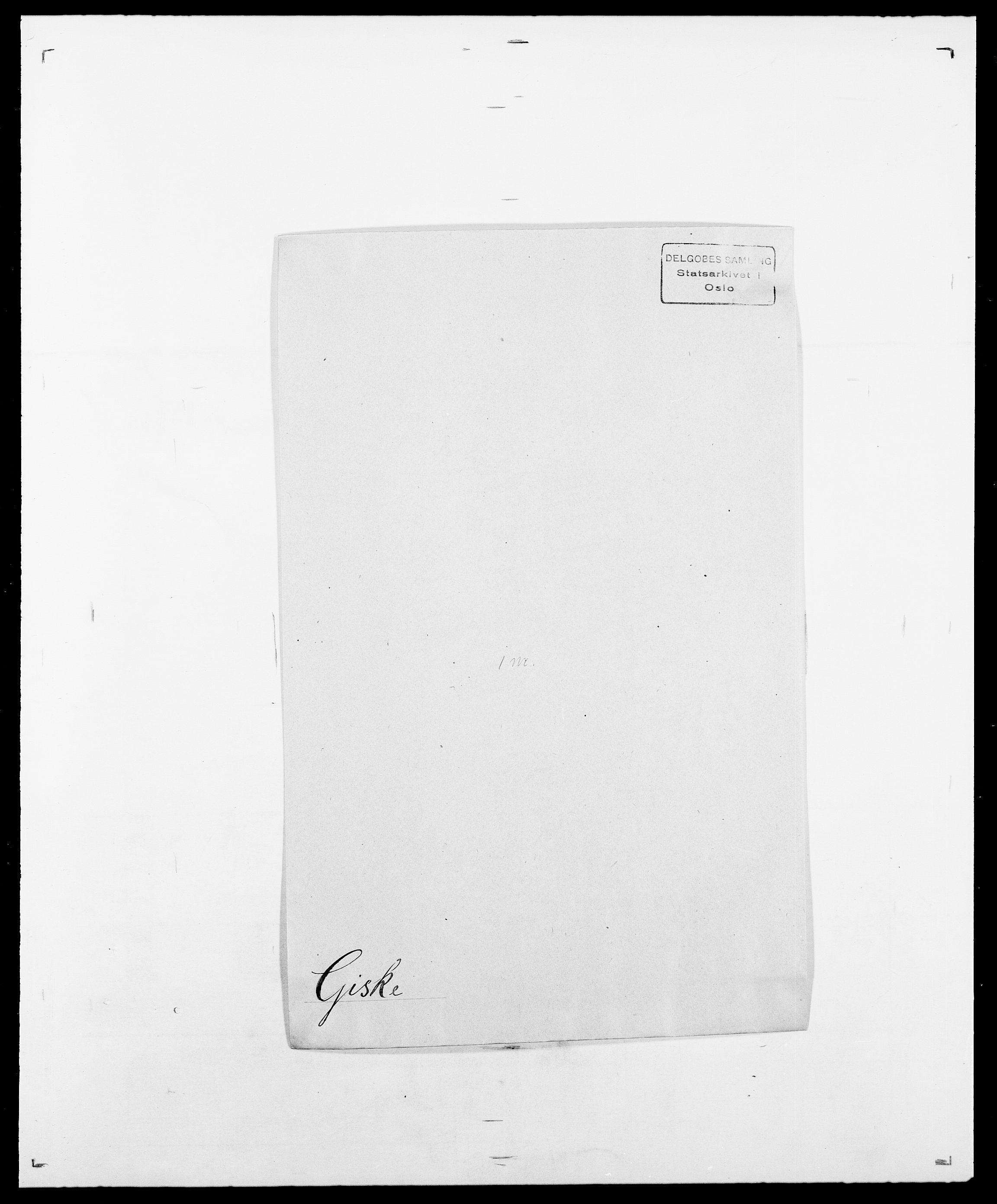 SAO, Delgobe, Charles Antoine - samling, D/Da/L0014: Giebdhausen - Grip, s. 47