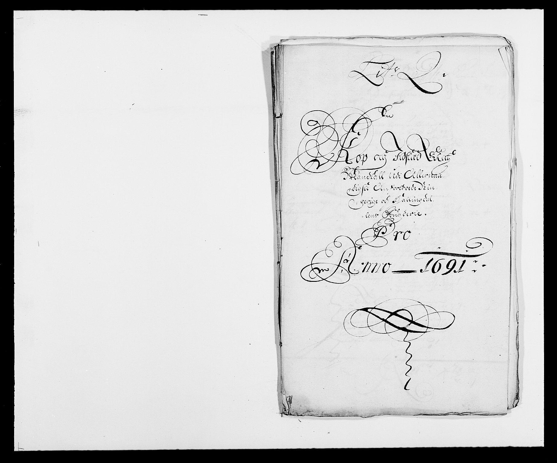 RA, Rentekammeret inntil 1814, Reviderte regnskaper, Fogderegnskap, R21/L1448: Fogderegnskap Ringerike og Hallingdal, 1690-1692, s. 330