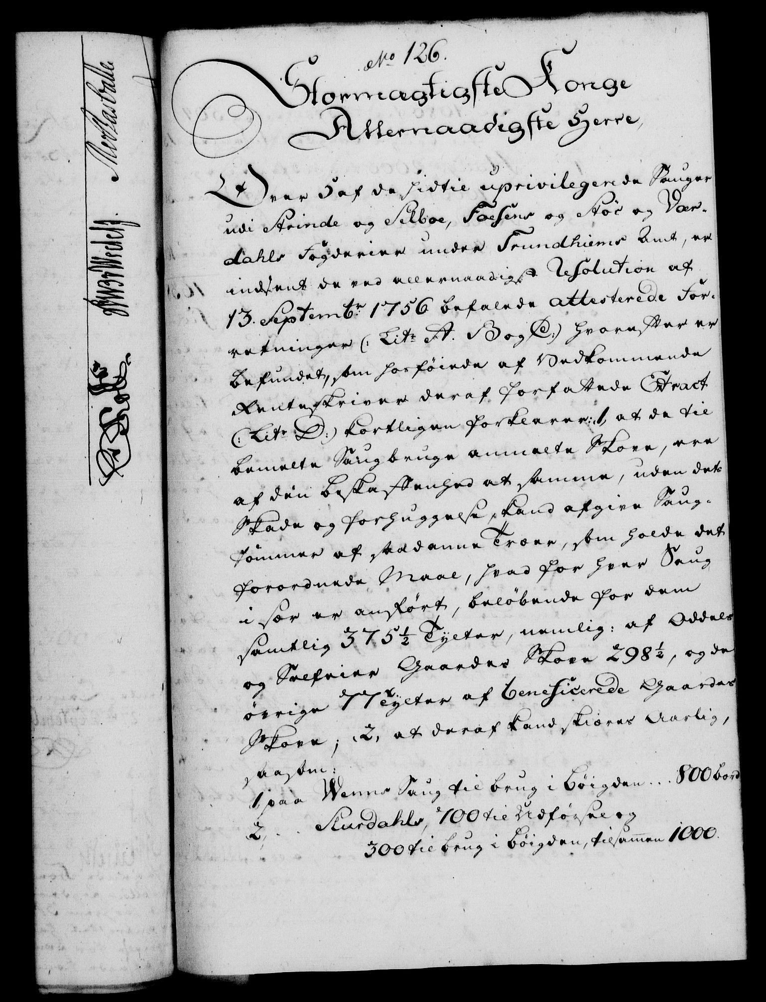 RA, Rentekammeret, Kammerkanselliet, G/Gf/Gfa/L0040: Norsk relasjons- og resolusjonsprotokoll (merket RK 52.40), 1758, s. 670