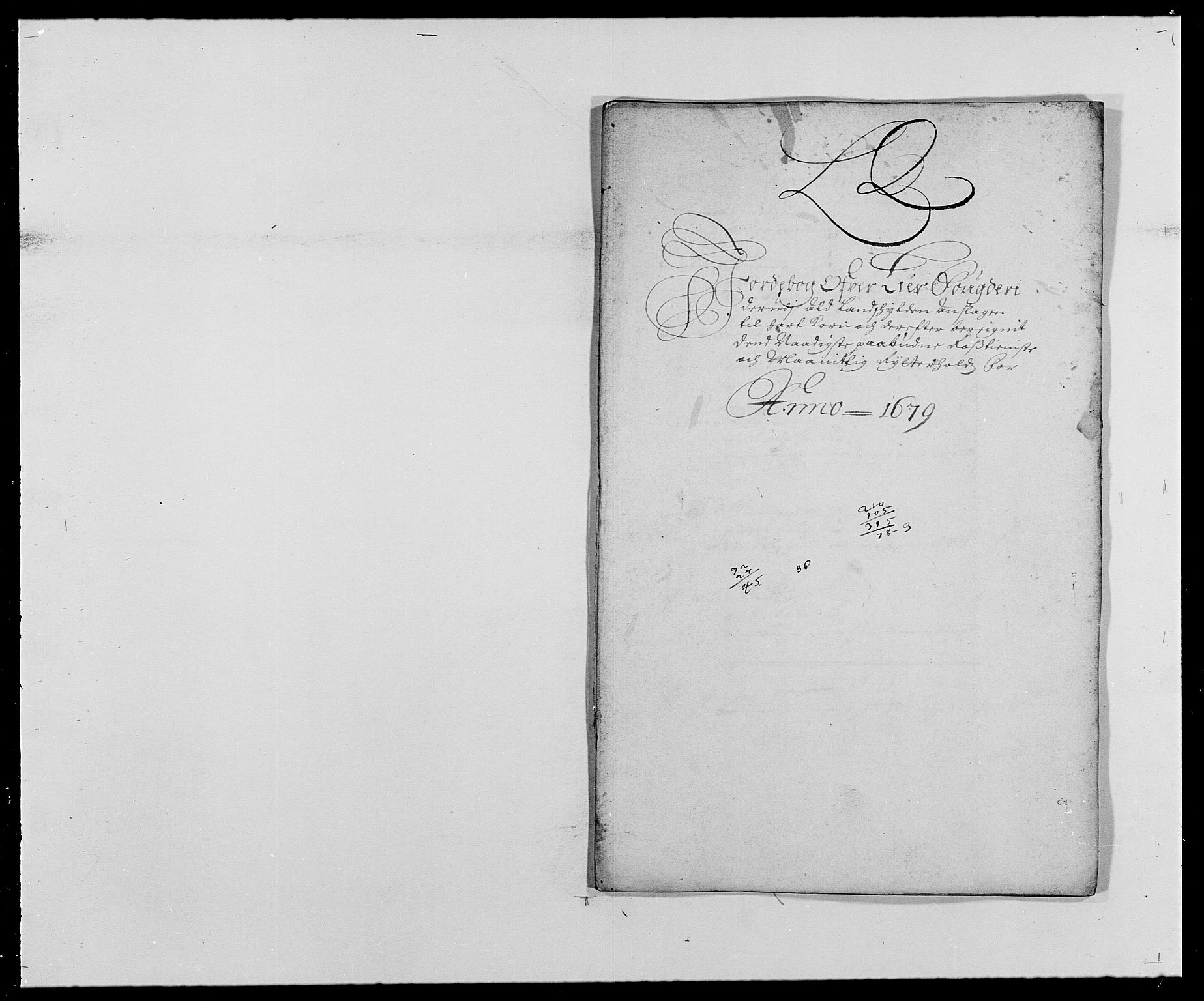 RA, Rentekammeret inntil 1814, Reviderte regnskaper, Fogderegnskap, R27/L1686: Fogderegnskap Lier, 1678-1686, s. 198