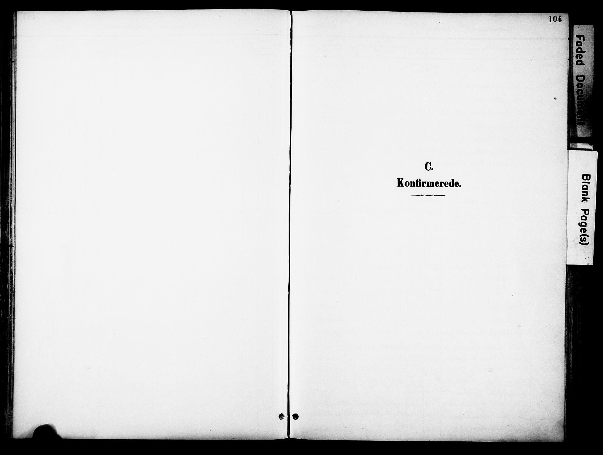 SAH, Østre Toten prestekontor, Ministerialbok nr. 9, 1897-1913, s. 104