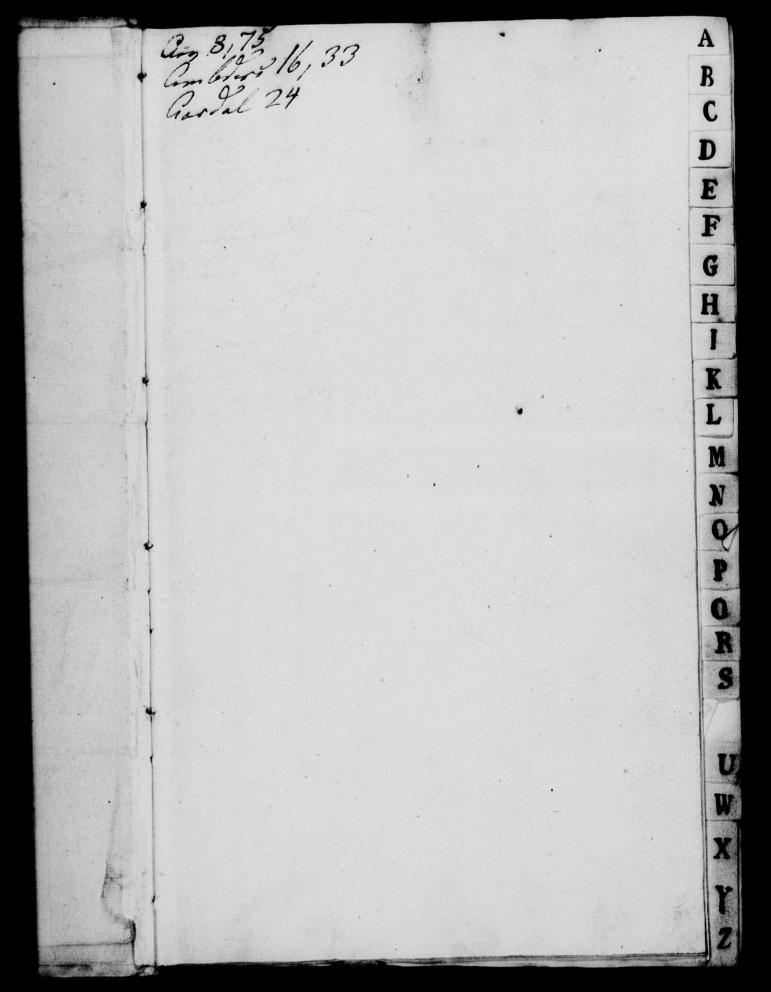 RA, Rentekammeret, Kammerkanselliet, G/Gf/Gfa/L0050: Norsk relasjons- og resolusjonsprotokoll (merket RK 52.50), 1768, s. 3