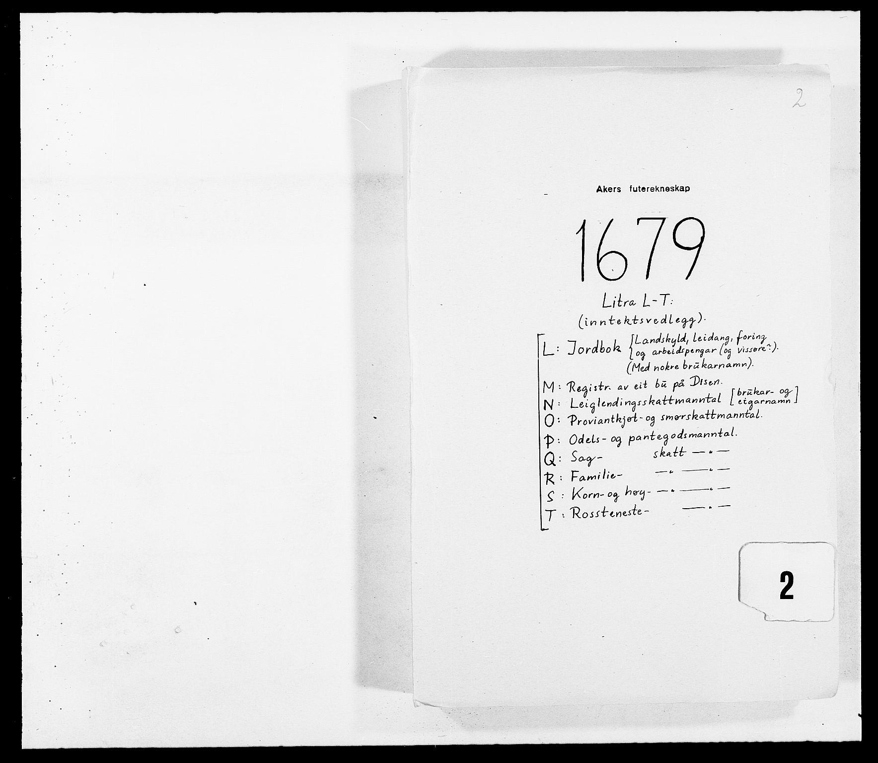 RA, Rentekammeret inntil 1814, Reviderte regnskaper, Fogderegnskap, R08/L0416: Fogderegnskap Aker, 1678-1681, s. 341