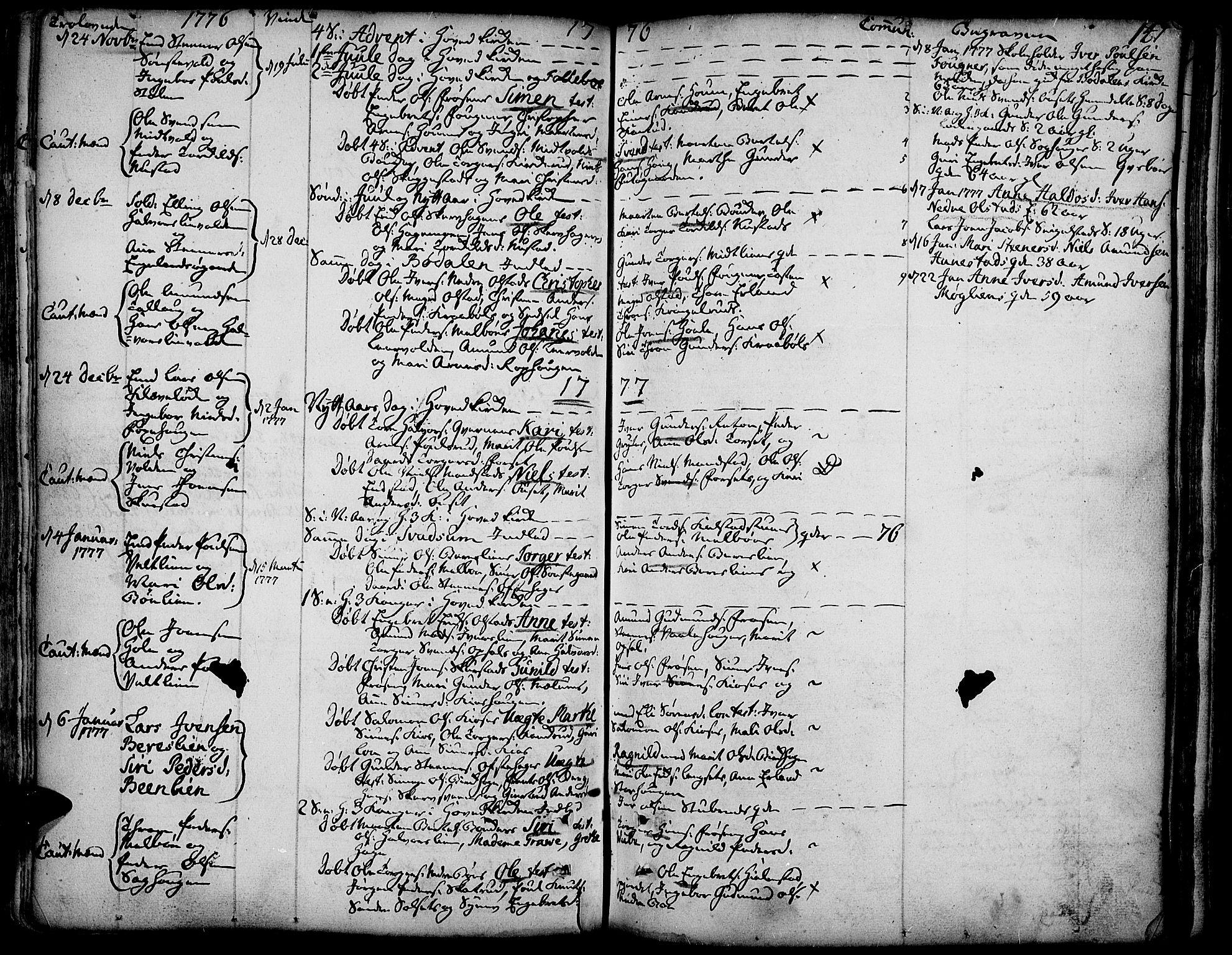 SAH, Gausdal prestekontor, Ministerialbok nr. 3, 1758-1809, s. 147