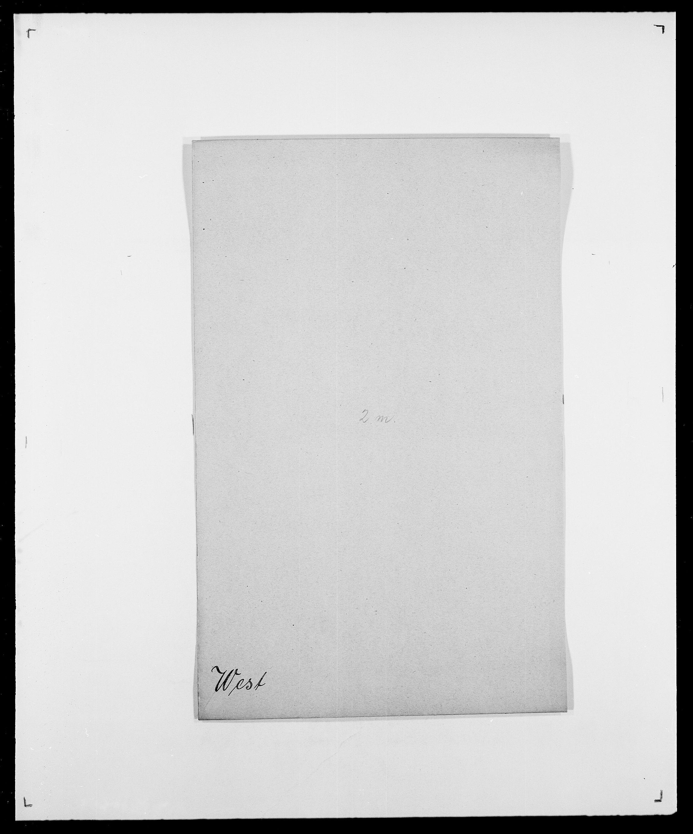 SAO, Delgobe, Charles Antoine - samling, D/Da/L0041: Vemmestad - Viker, s. 247