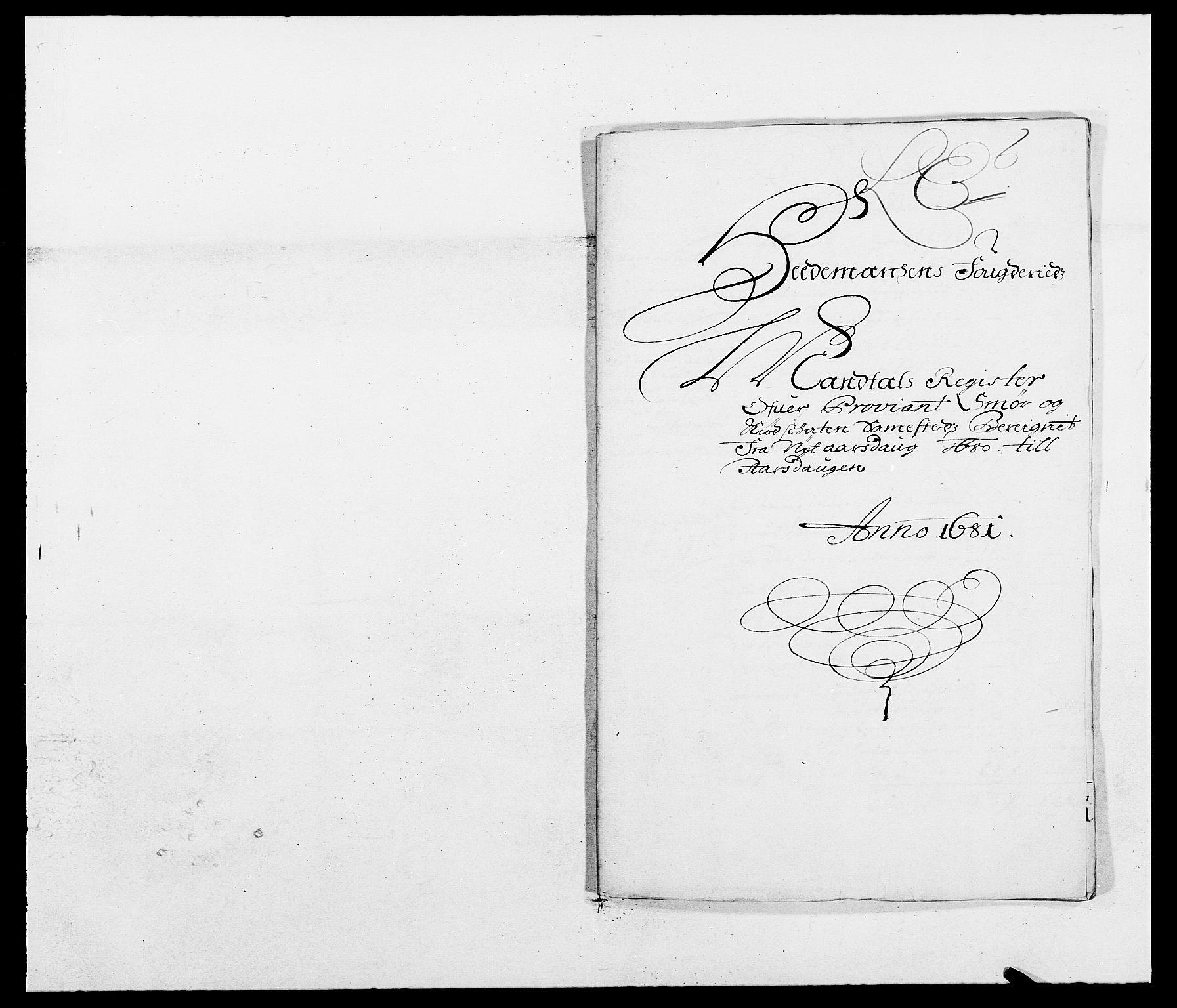 RA, Rentekammeret inntil 1814, Reviderte regnskaper, Fogderegnskap, R16/L1020: Fogderegnskap Hedmark, 1680, s. 180